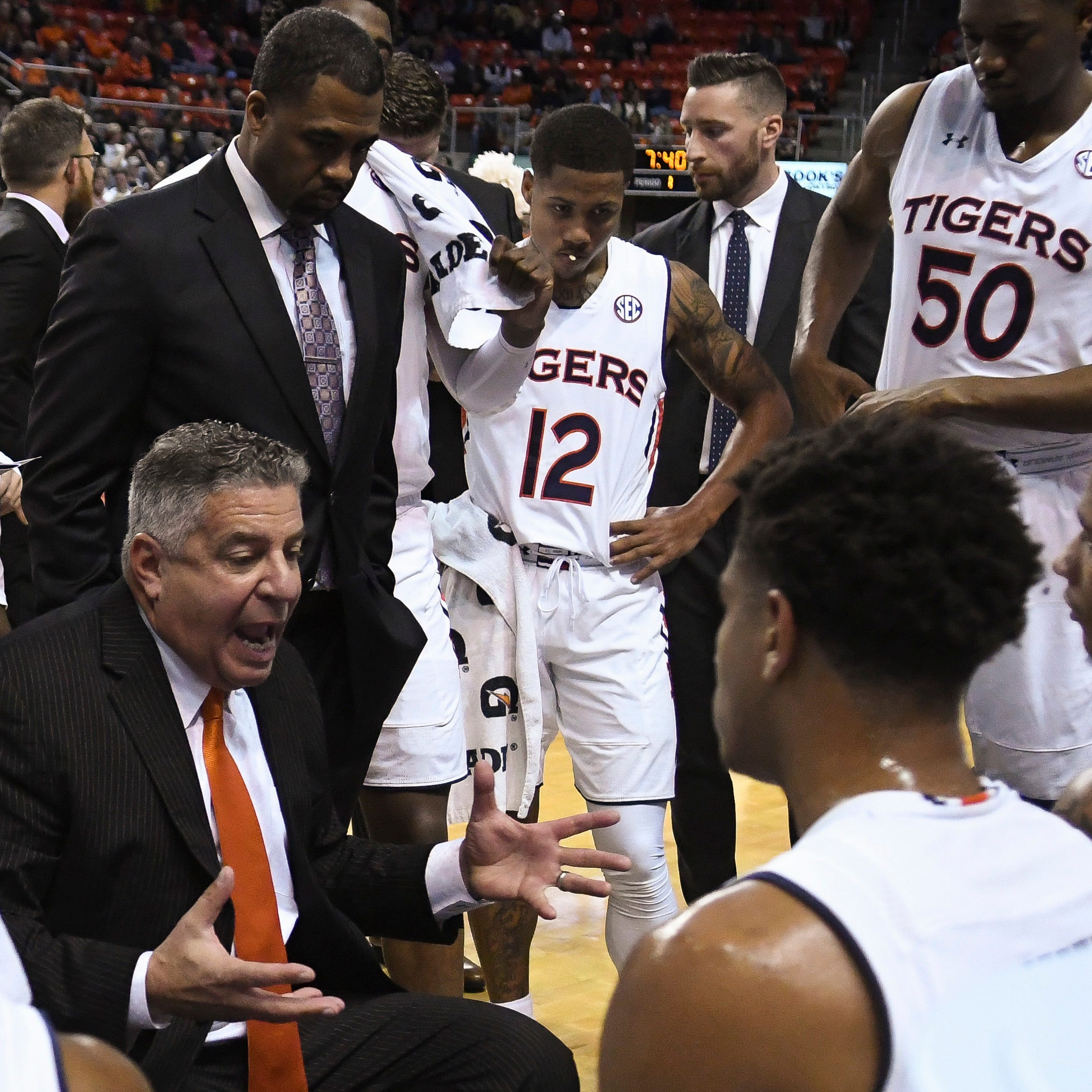 Maui Invitational gives Auburn chance to 'make a statement' on national stage