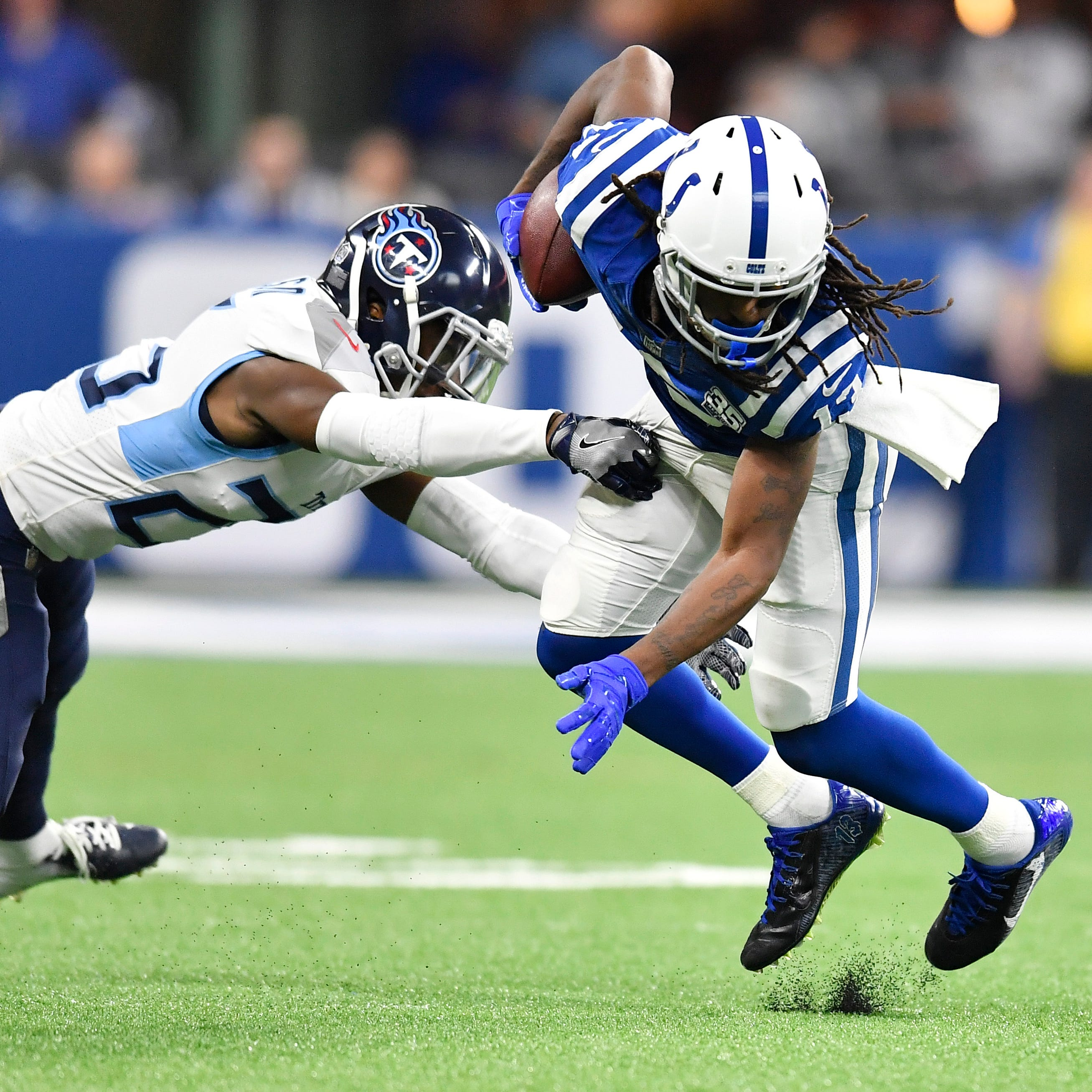 Colts 38, Titans 10: 60-second recap and you know it all
