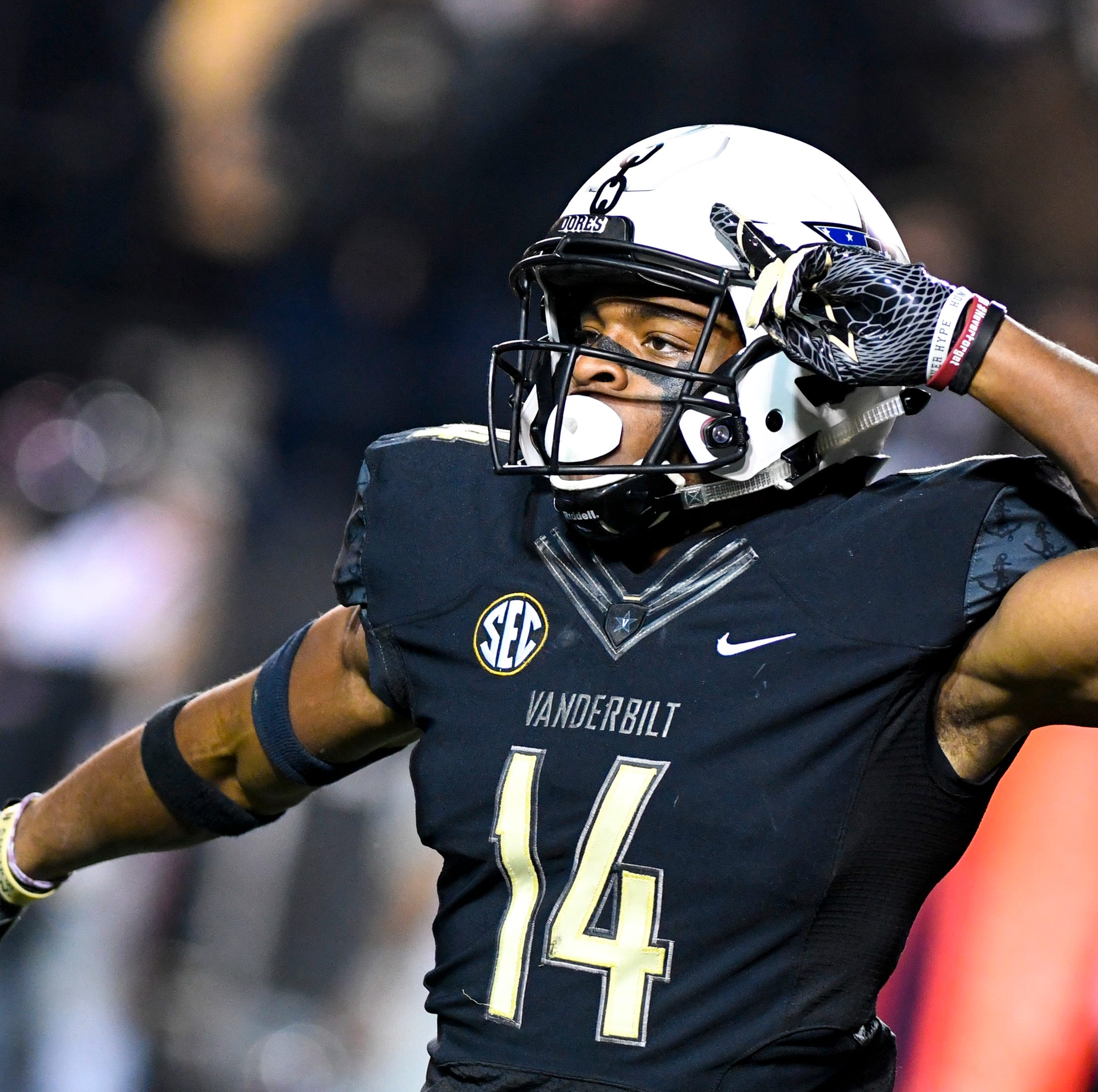 Vanderbilt 36, Ole Miss 29: Derek Mason says 'lady luck came our way' in OT win