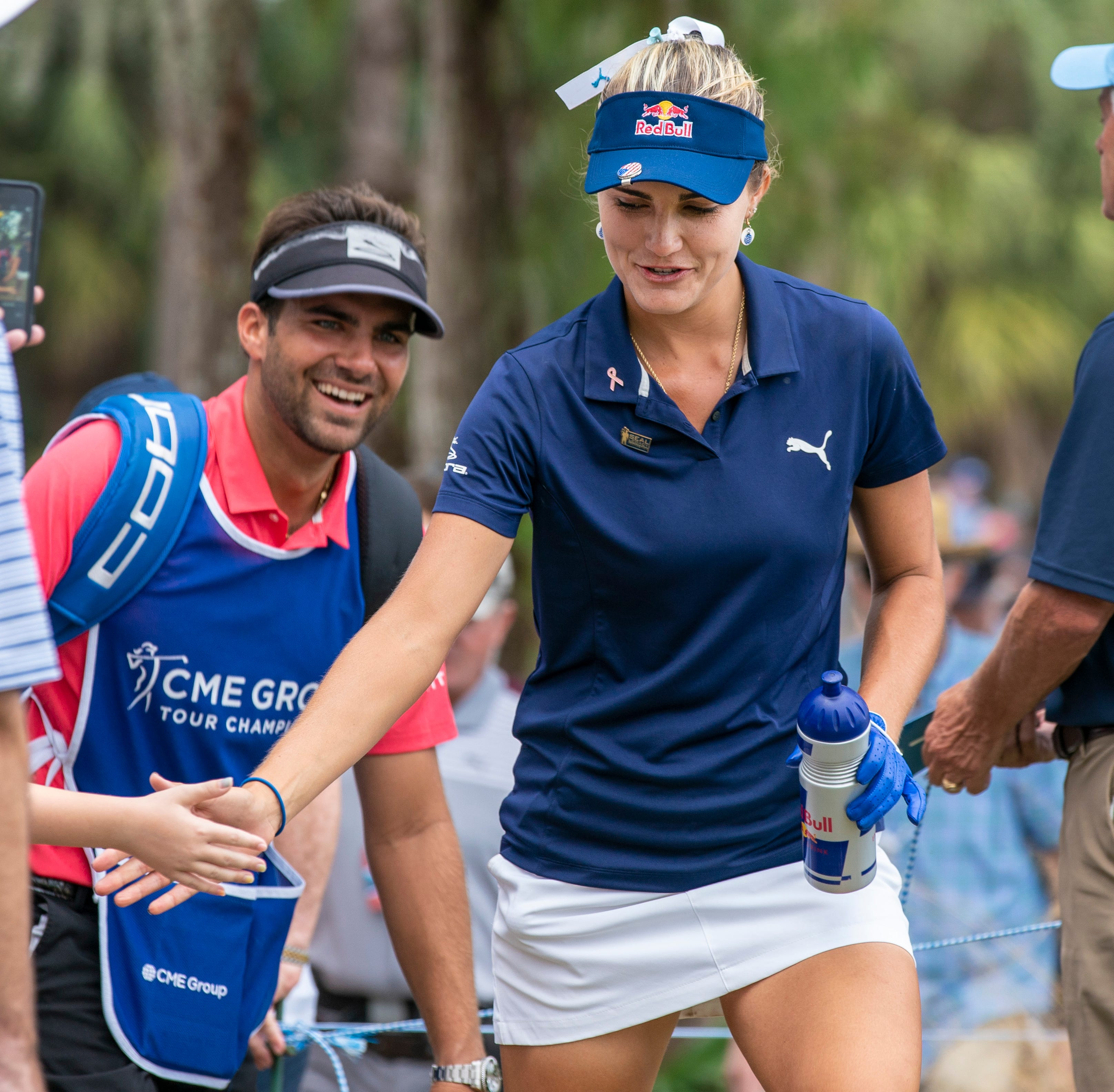CME Group Tour Championship: Lexi Thompson, Ariya Jutanugarn big winners again in Naples