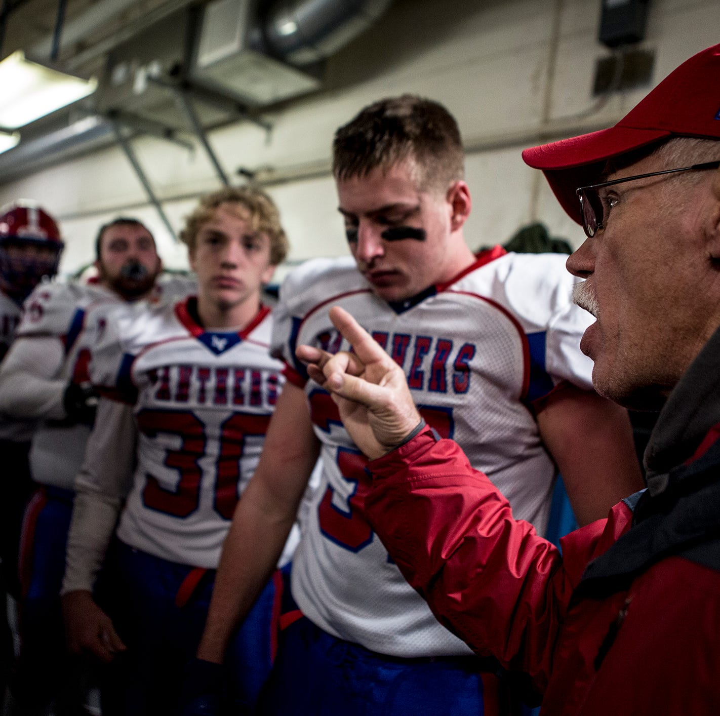 Baughman's focus, passion still driving Licking Valley