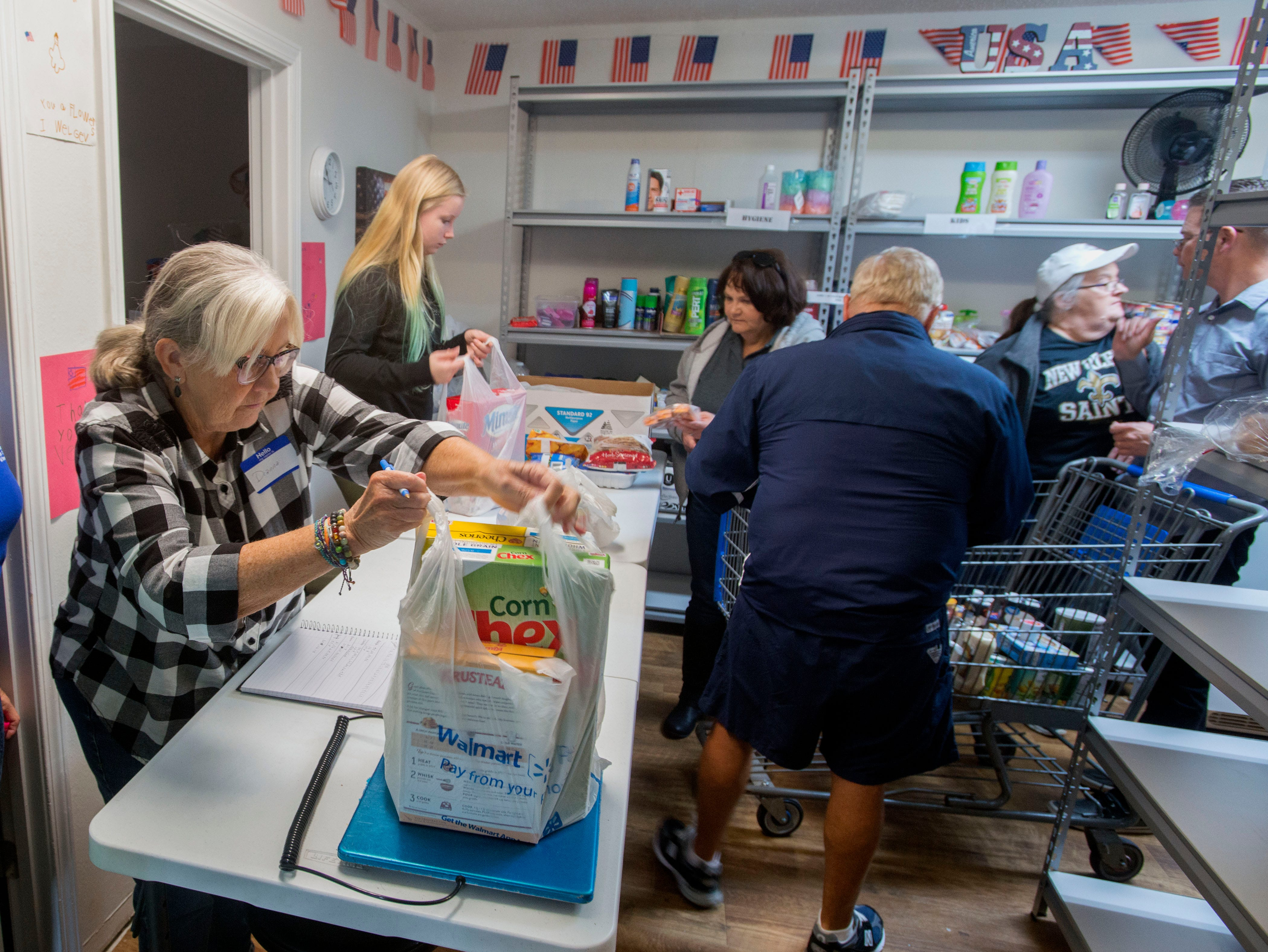 Navarre-based Food For Veterans is a lifeline for some area families in need