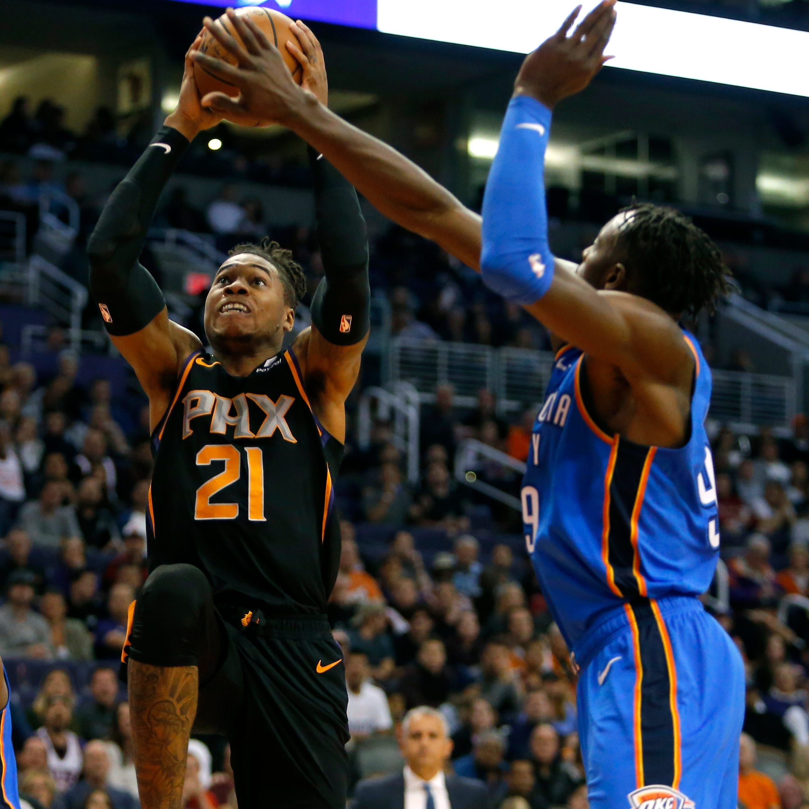 What we learned from the Suns' loss to the Oklahoma City Thunder
