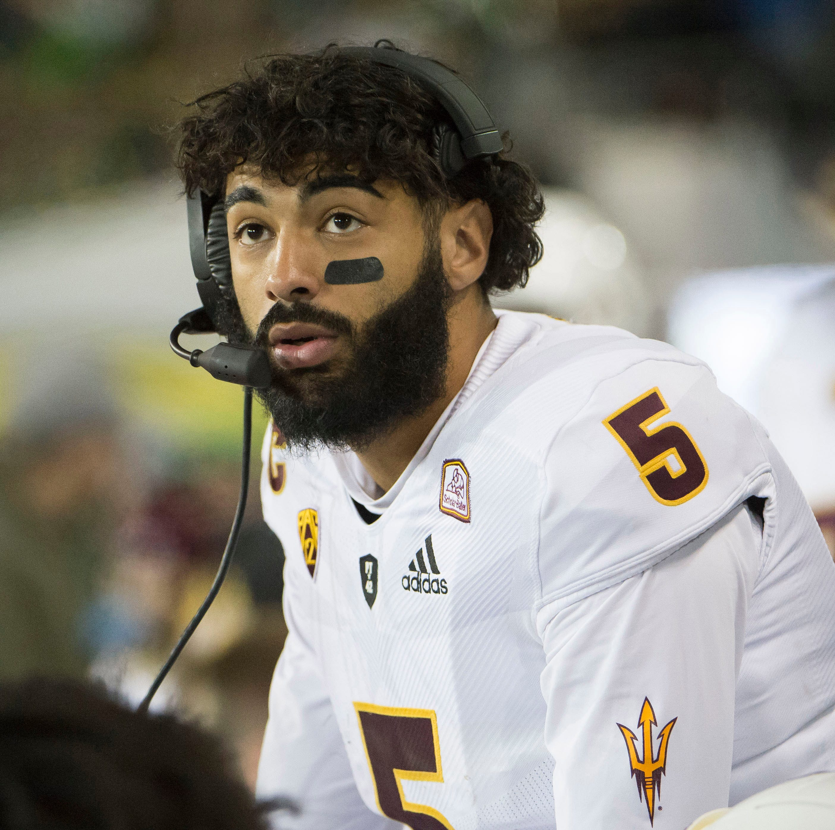 ASU quest for a Pac-12 South title comes up short after 31-29 loss at Oregon