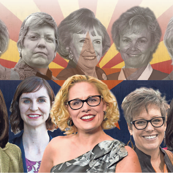 Women hold more powerful positions in Arizona than ever following the election