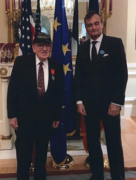Harold And Ambassador