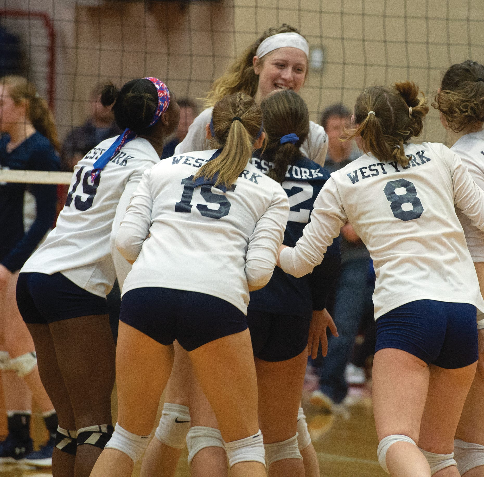 'I never expected any of this': West York girls' volleyball claims first state title