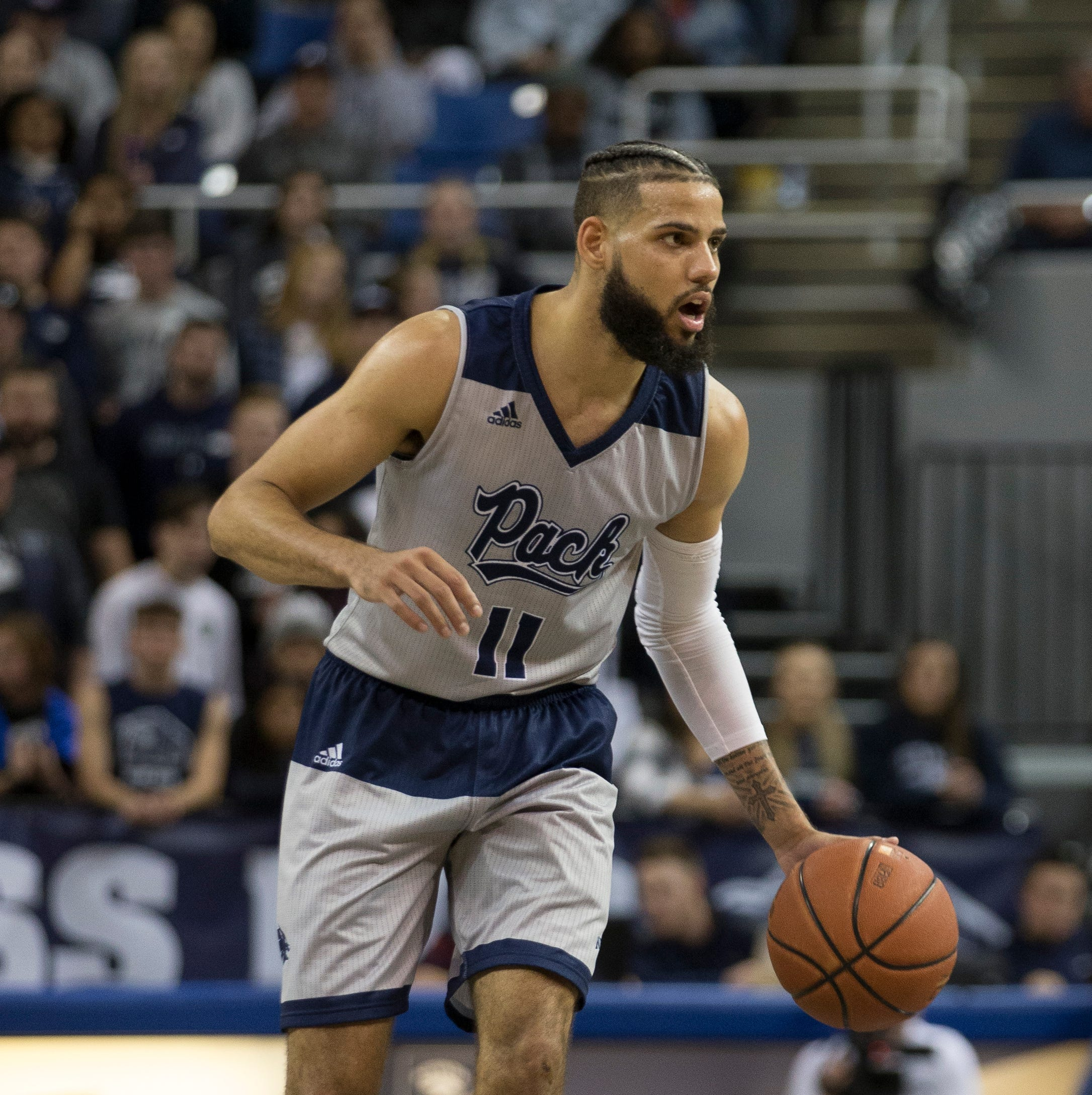 Pack finishes homestand with Division I newcomer