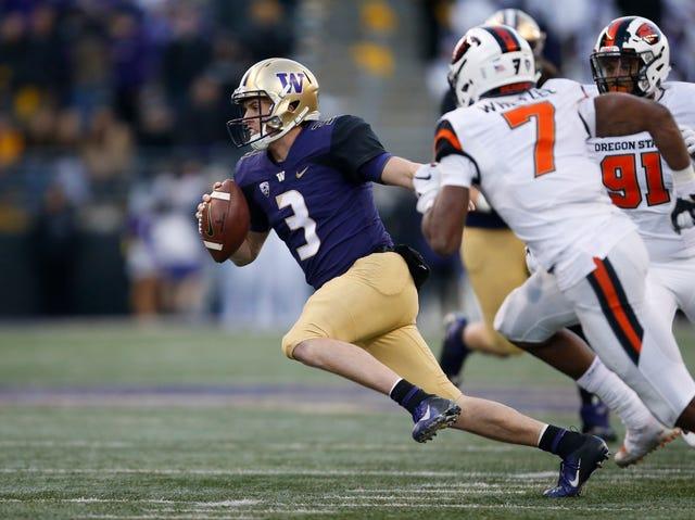 Oregon State-Washington football: 5 takeaways heading into