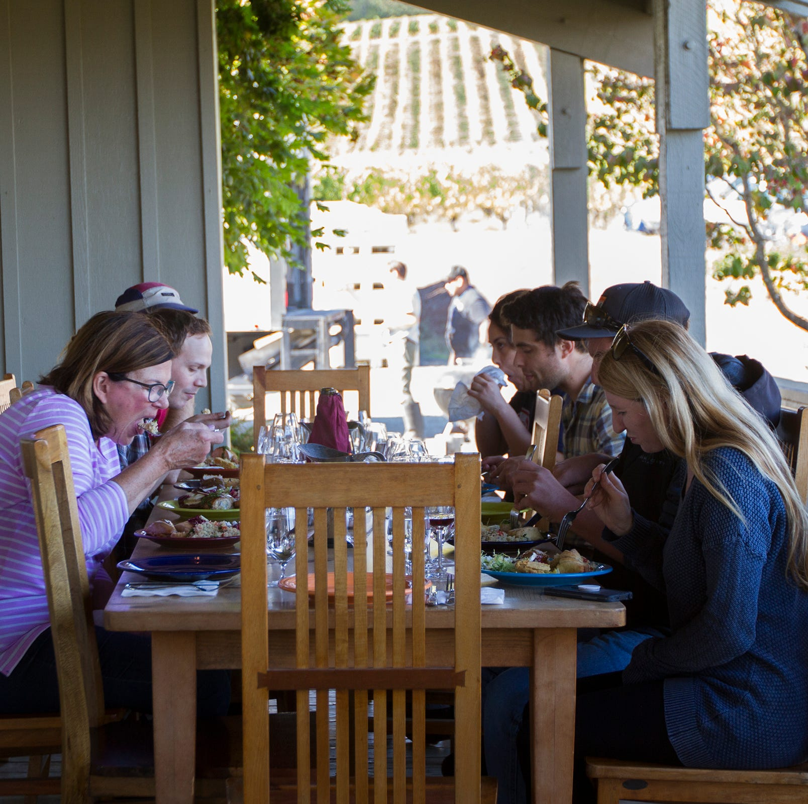 Harvest chefs: The cooks who feed Willamette Valley wine crews