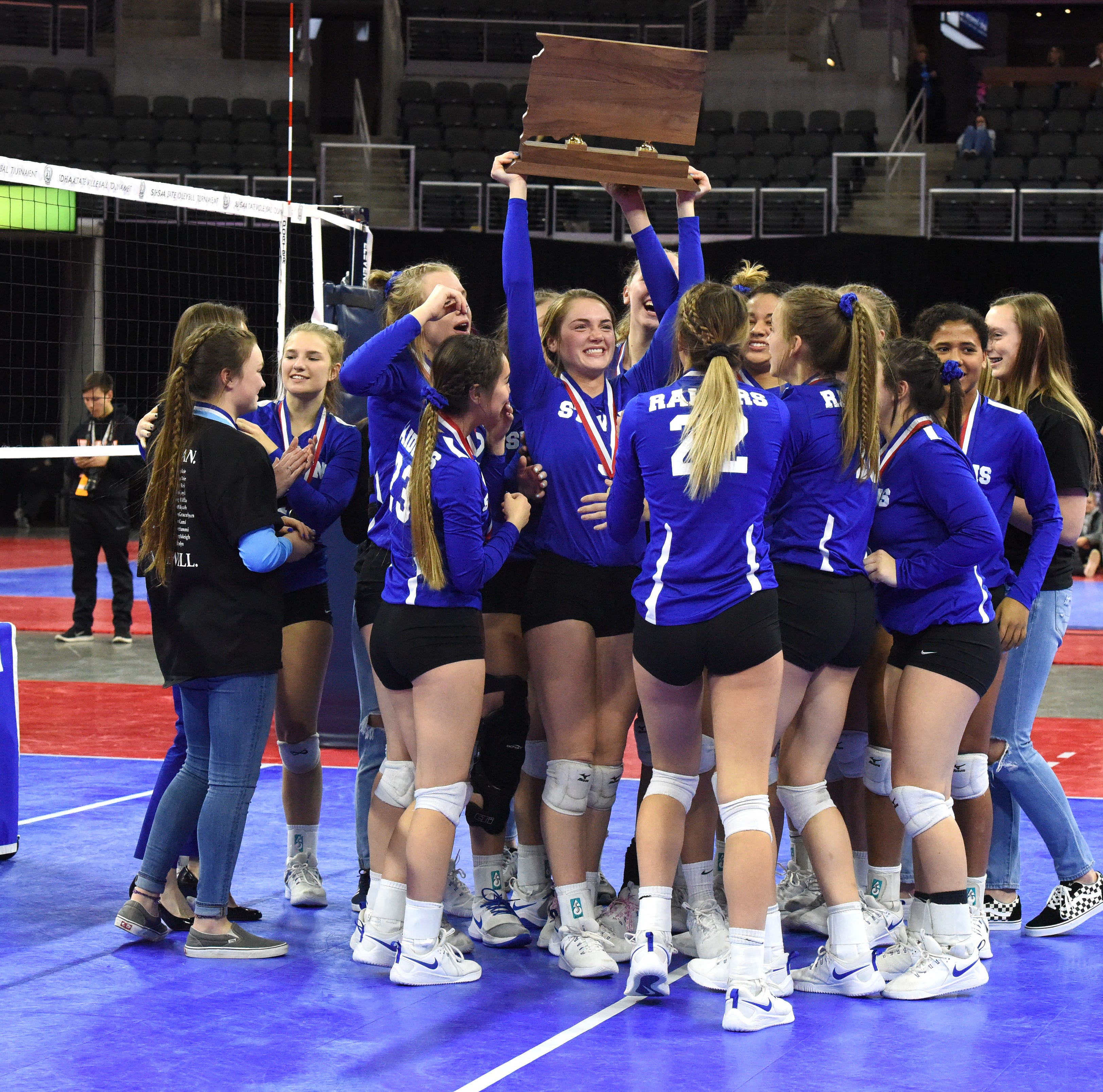 No. 1 Rapid City Stevens wins Class AA title over No. 2 Washington in convincing fashion