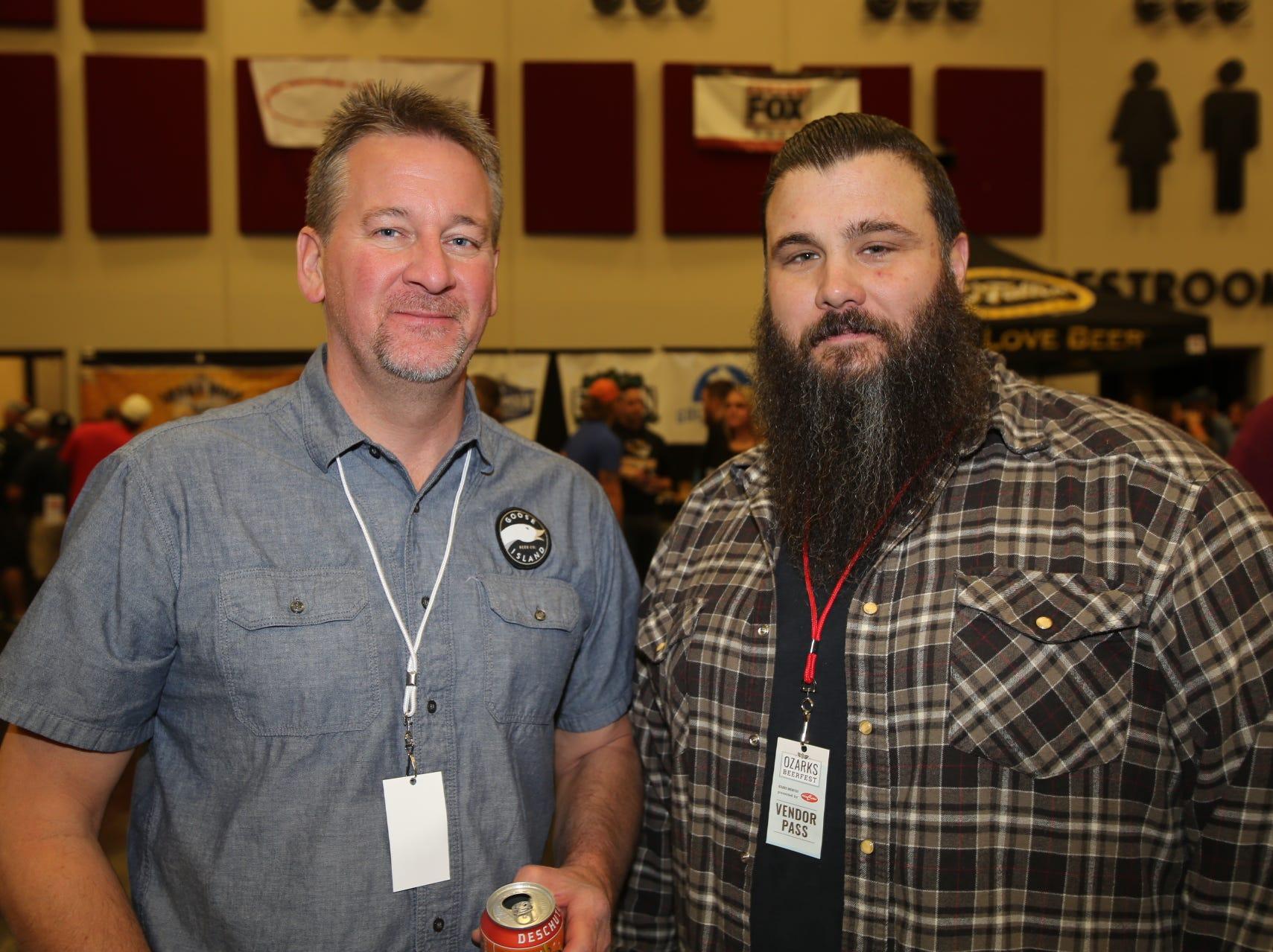 Brad Wadle and Jonathan Paulie
