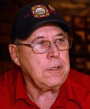 Al Wagner, commander of VFW Post 3404.