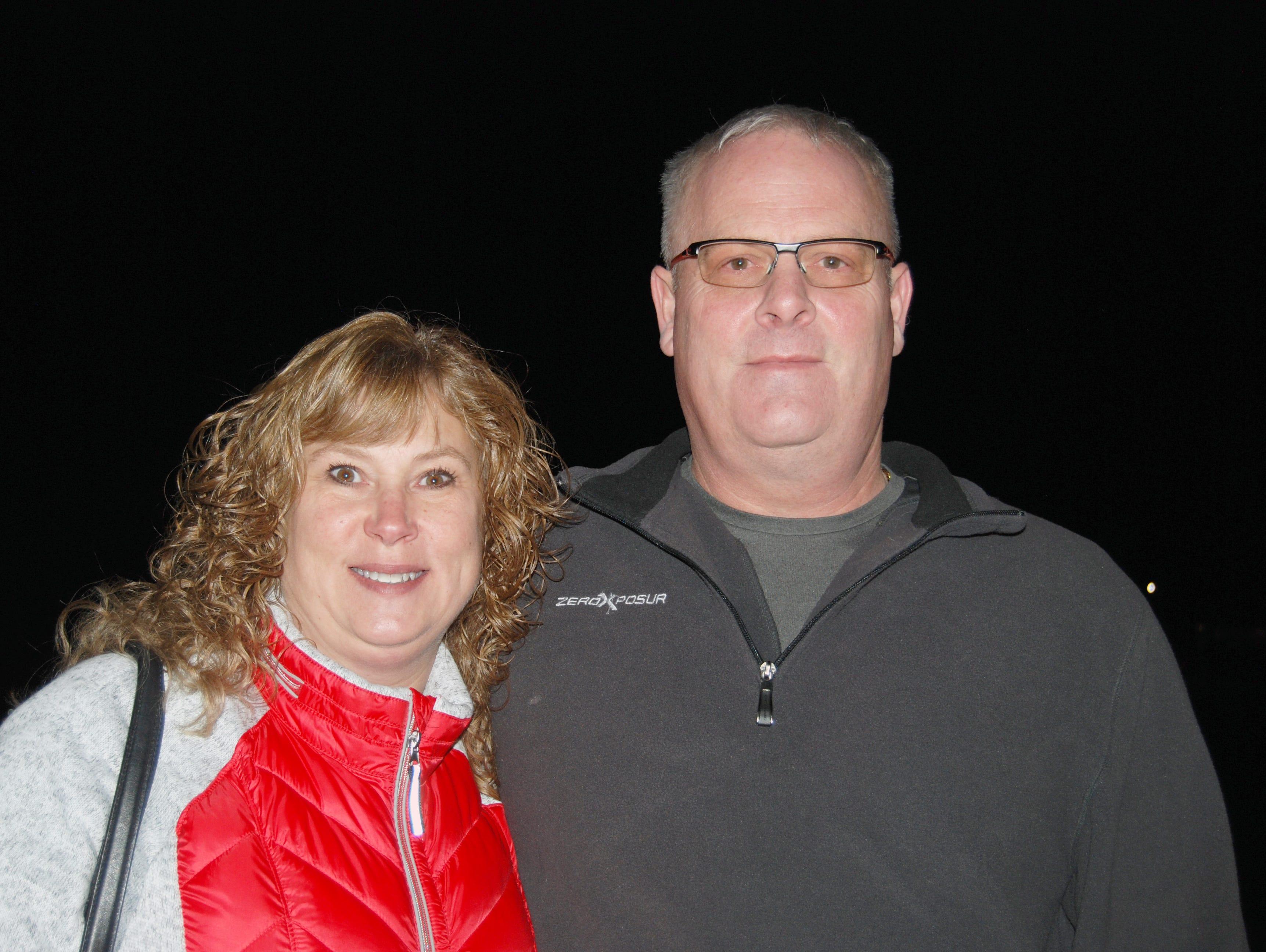 Stephanie and Chris Frandsen