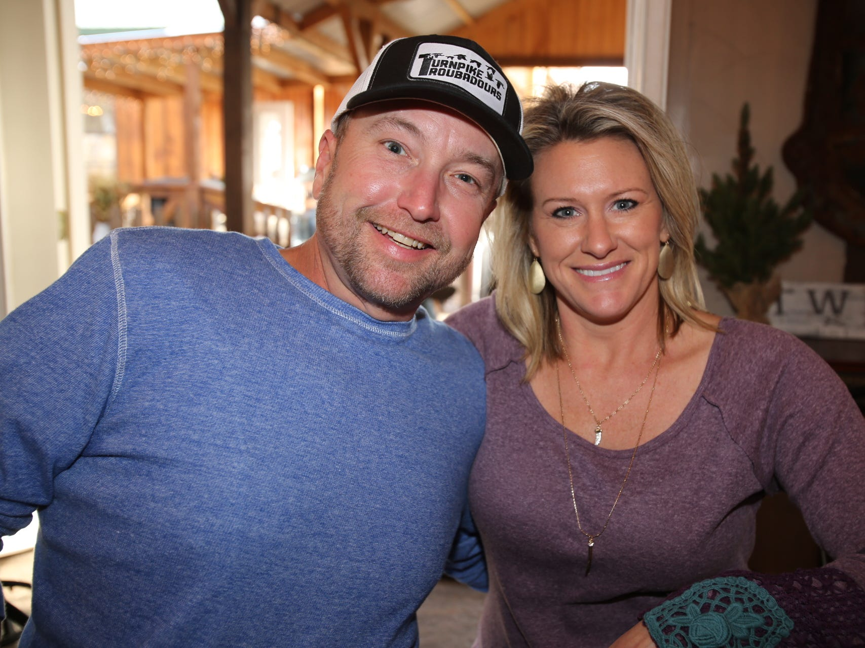 Mark and Christy Faught