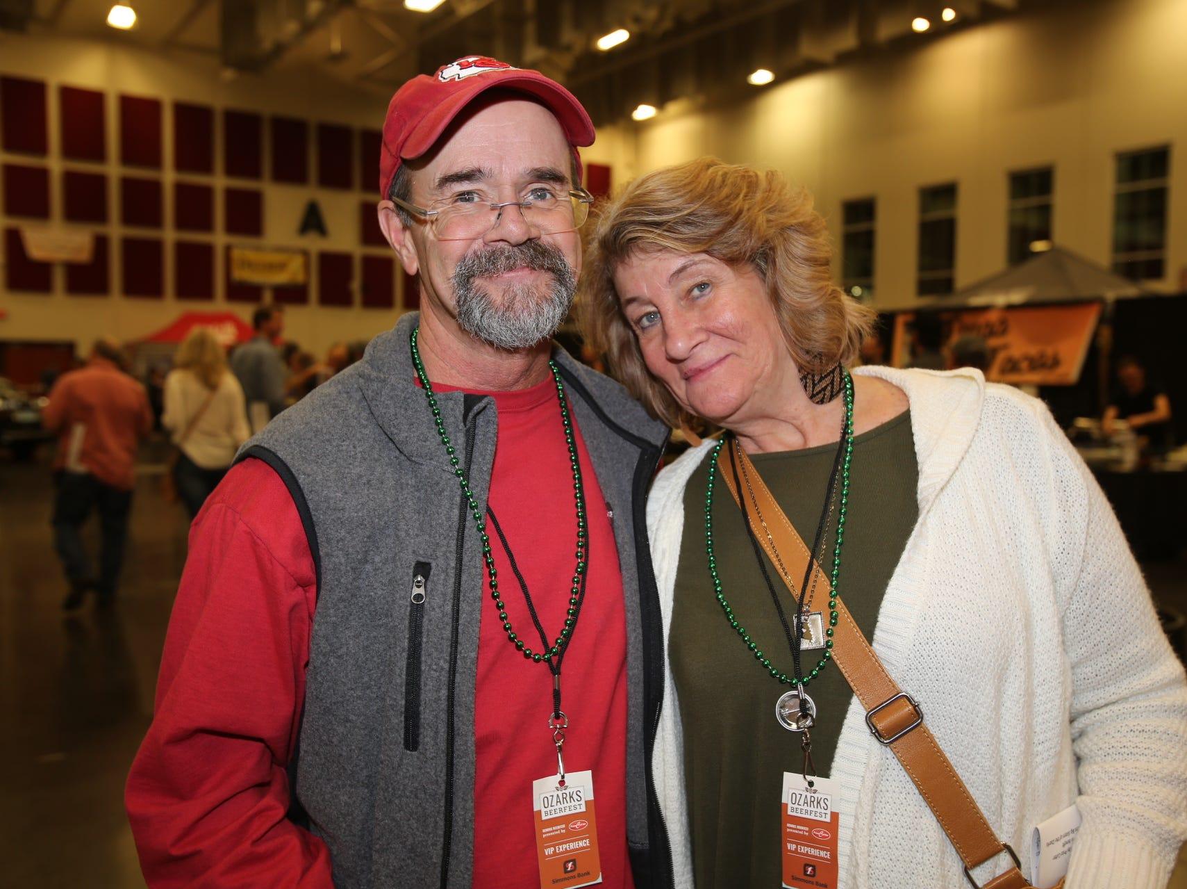 Tim and Gerri Rogers