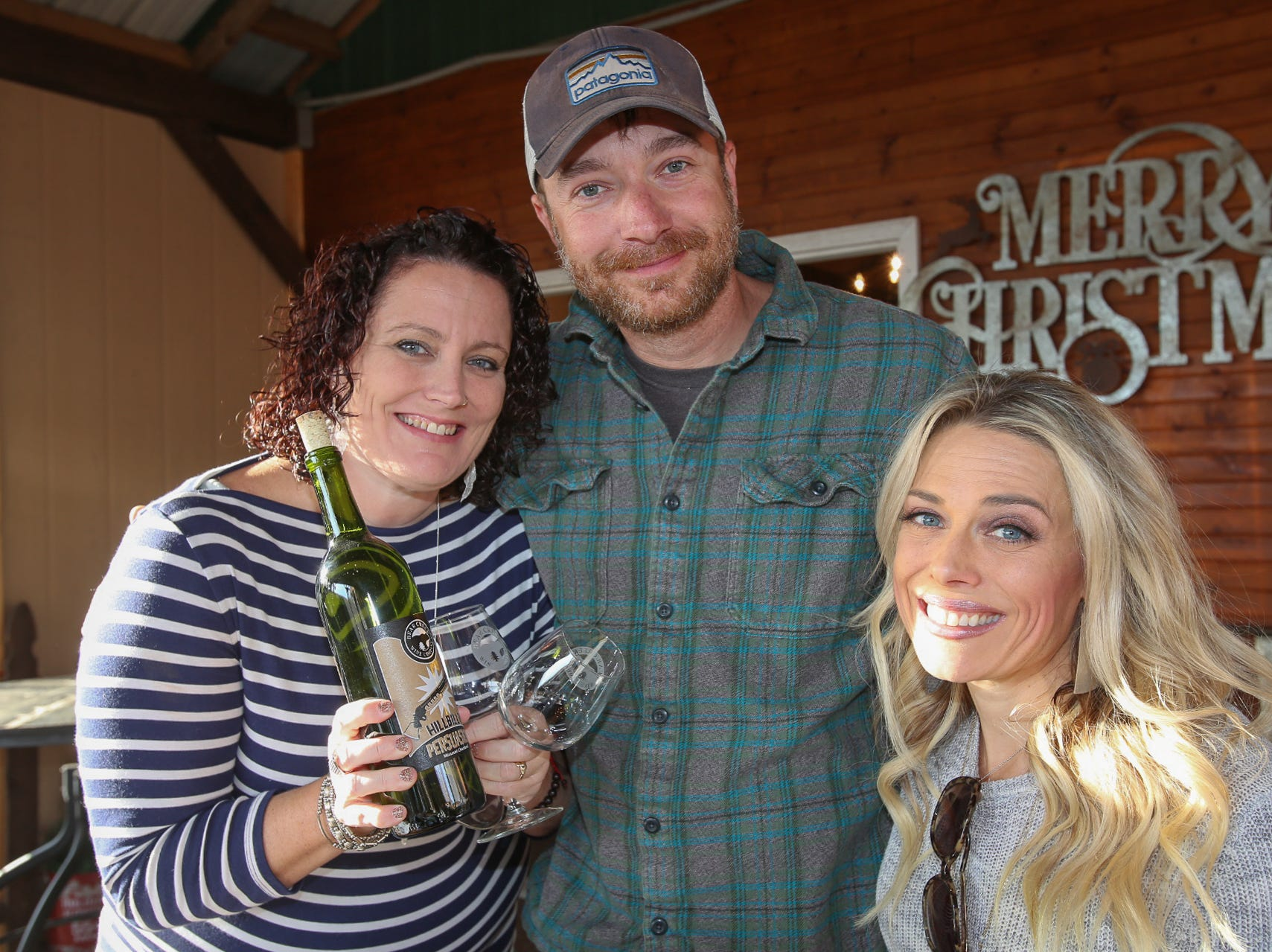 Kelie Zeller and Chad and Jessica Kold