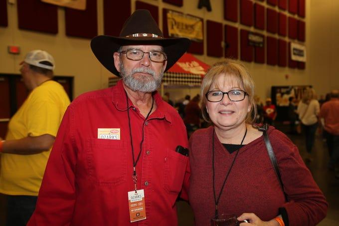 Curtis and Gloria Nidiffer