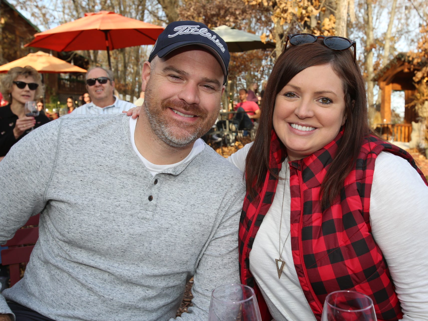 Matt and Amy Zenisek