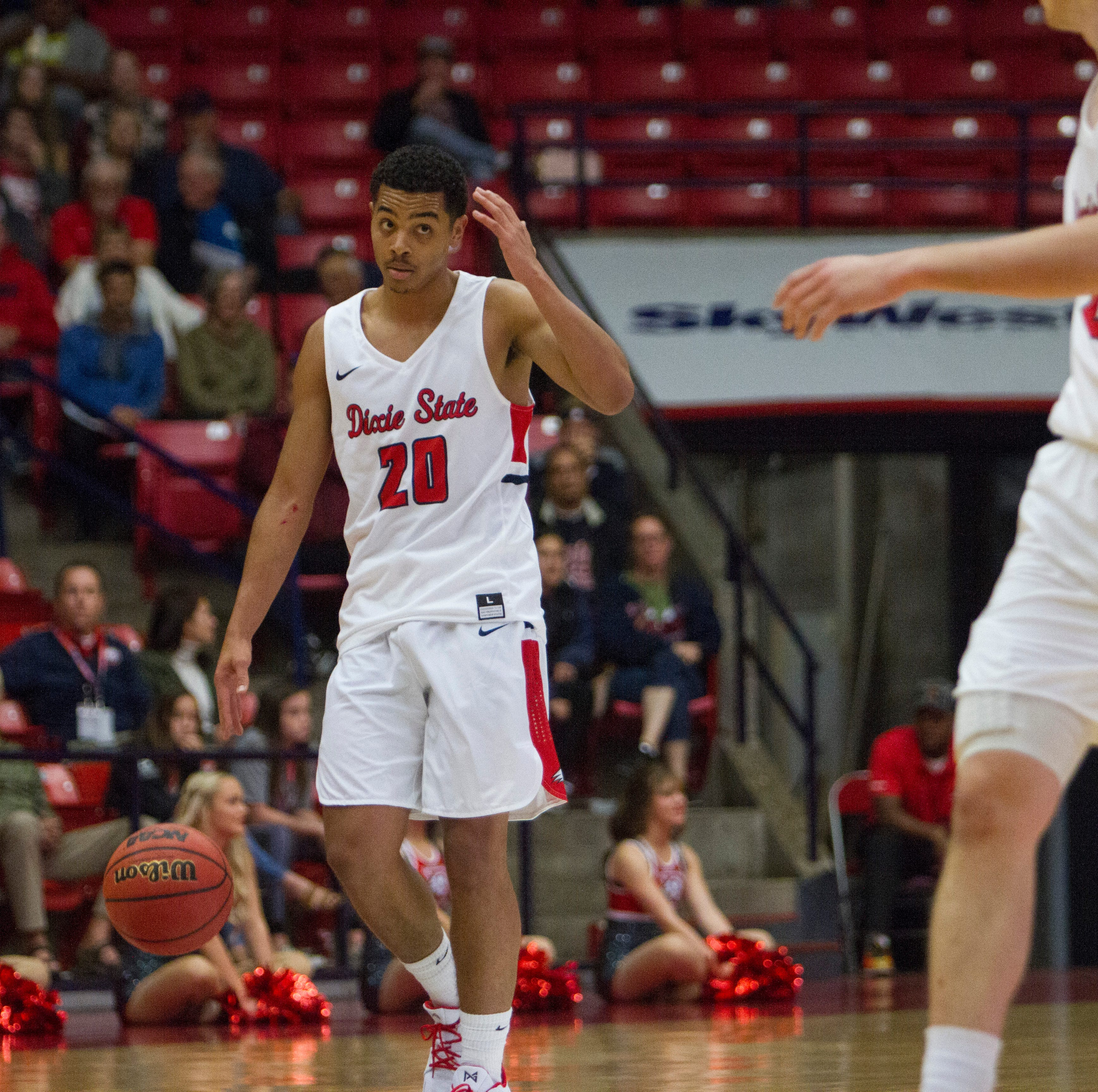 Dixie State drops close road game to Westminster