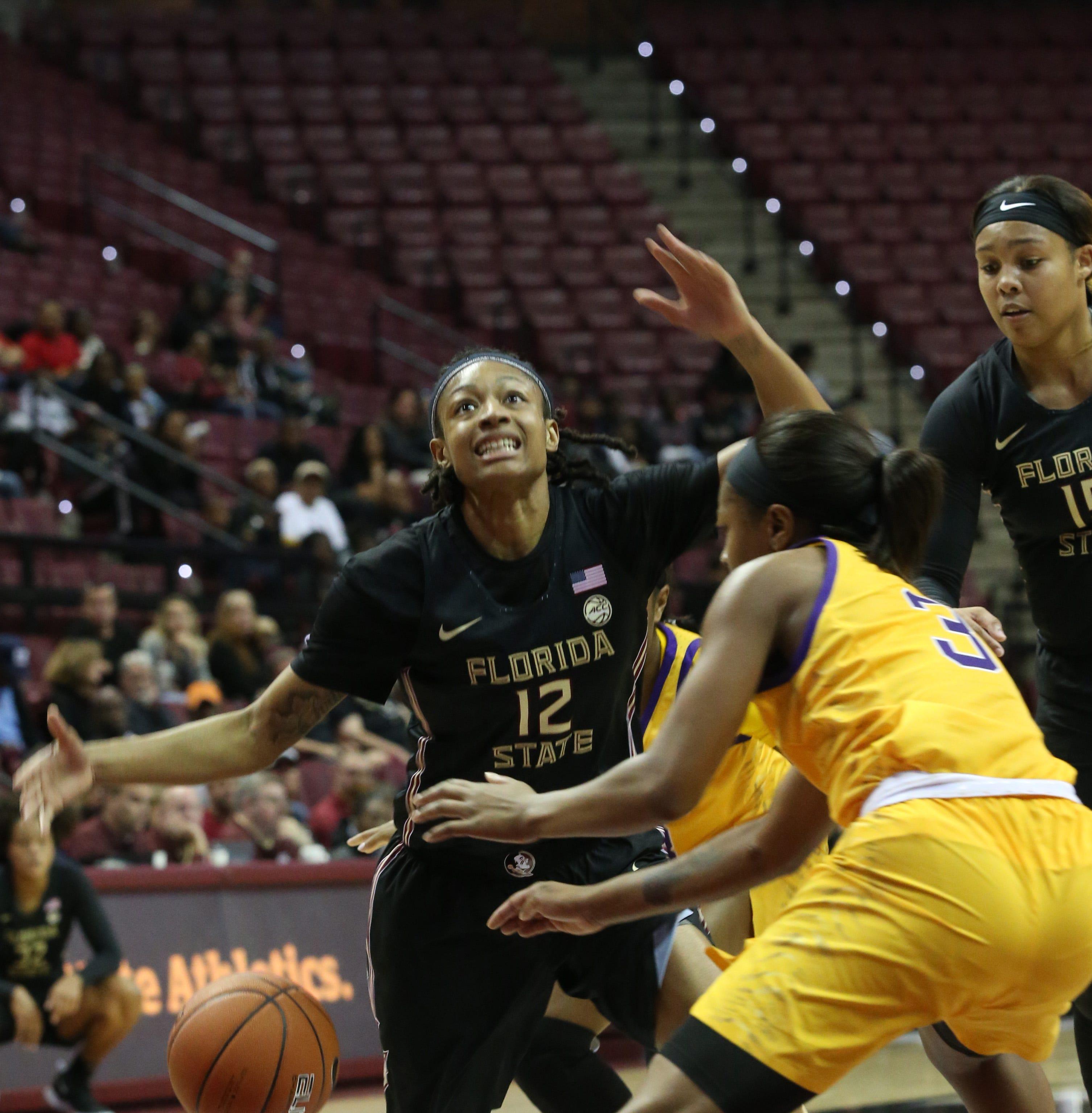 Scoreless second quarter dooms FSU against LSU