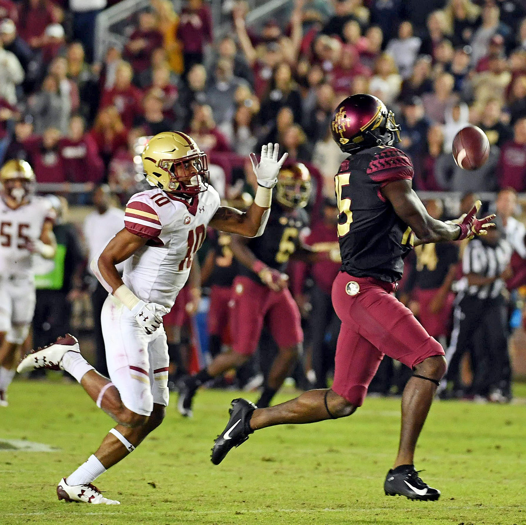Notebook: Behind the touchdown that may have saved Florida State's season