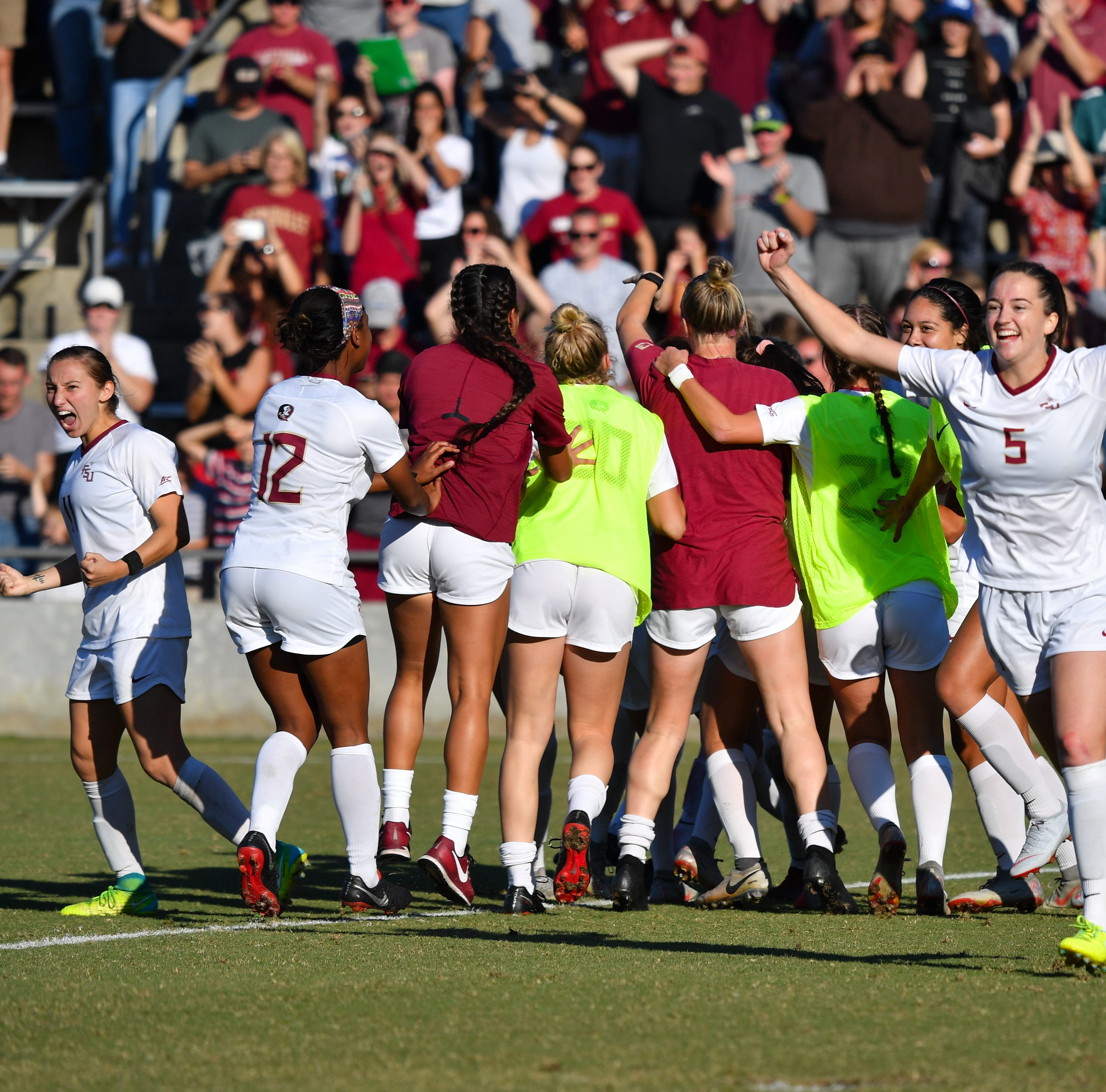No. 5 Florida State survives No. 6 USC to win in penalty kicks