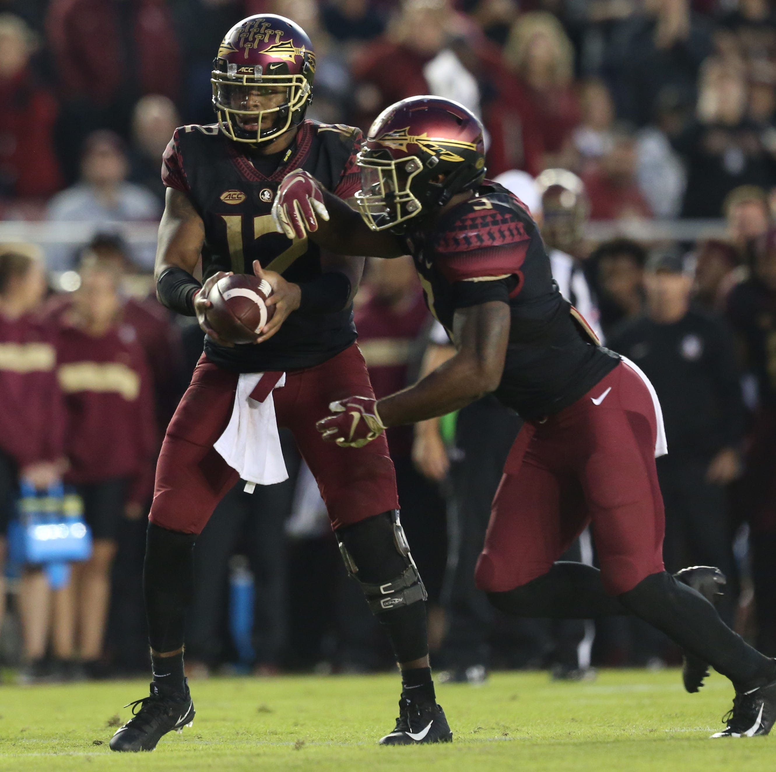 Florida State focusing on itself in prep for all-important UF game