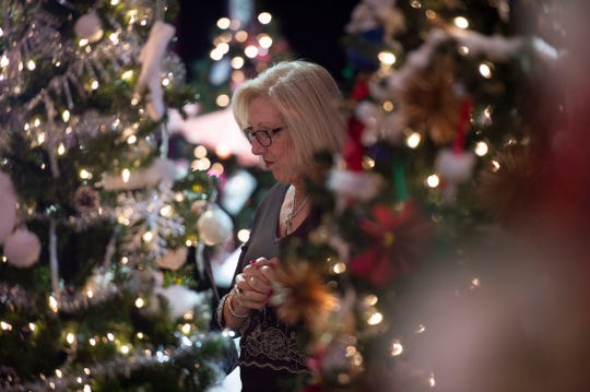 The 22nd annual Festival of Trees is 10 a.m. to 8 p.m. Saturday and 10 a.m. to 4 p.m. Sunday at Riverside Theatre, 3250 Riverside Park Drive, Vero Beach.