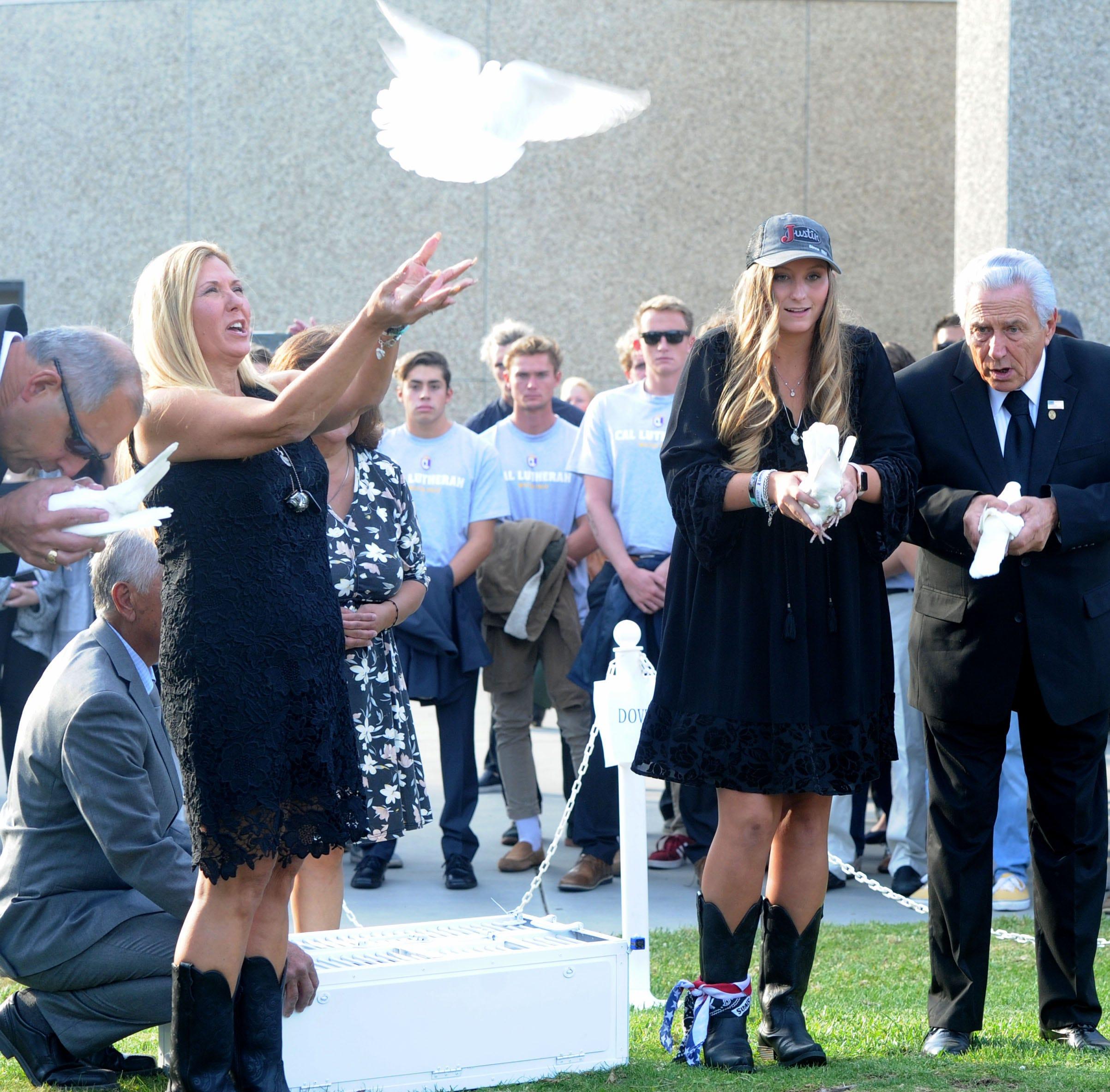CLU alumnus killed at Borderline shooting Justin Meek remembered as a hero