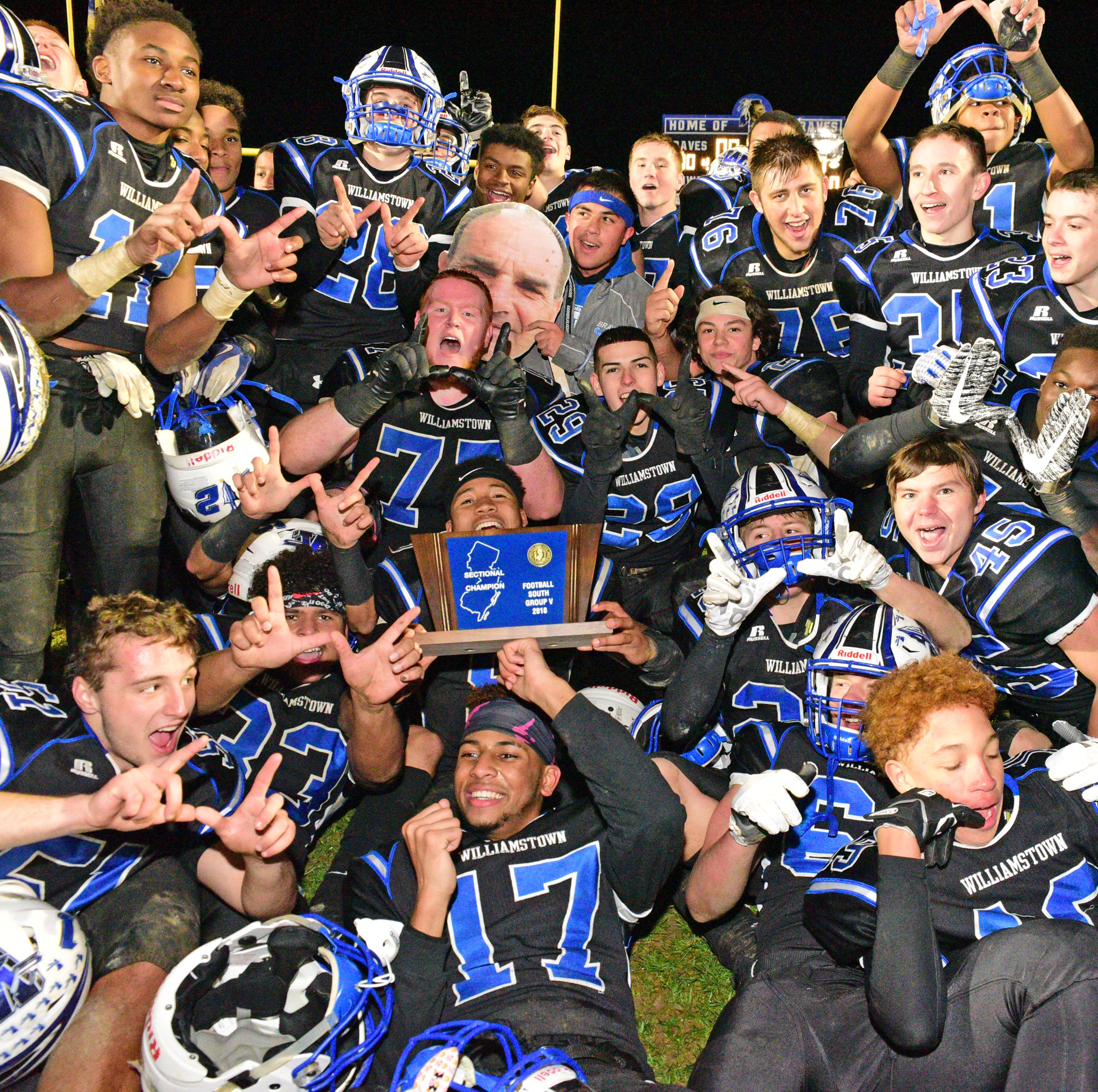 H.S. football: Inge, Collins provide awesome knockout punch as Williamstown earns title