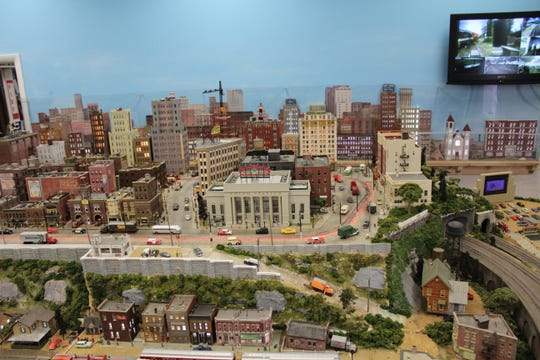 The attention to detail is what draws many people to visit Patcong Valley Model Railroad Club every year.