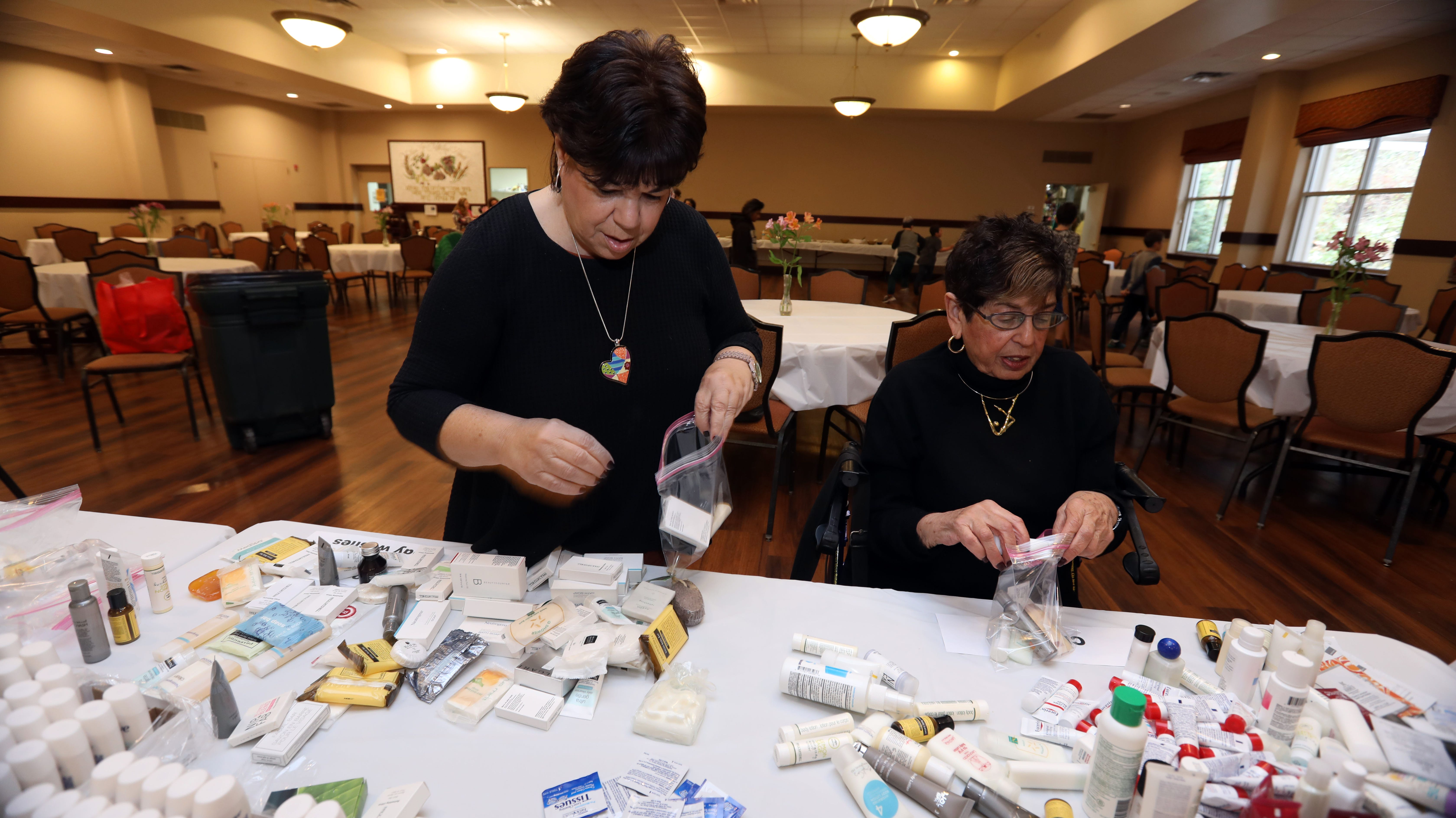 Video: Mitzvah Day at Orangetown Jewish Center