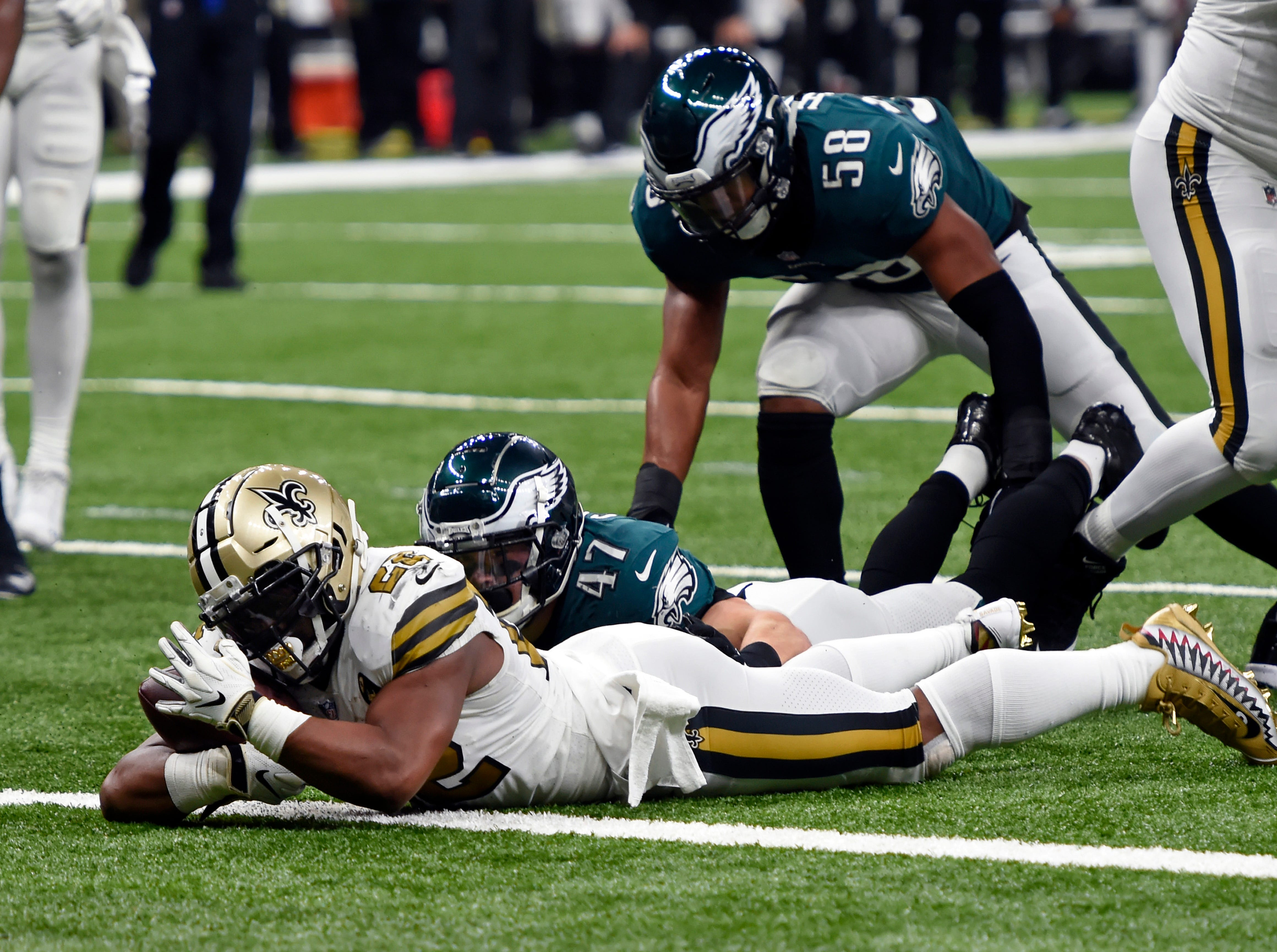 Frank: Are the Philadelphia Eagles quitting? Or are they really this bad?
