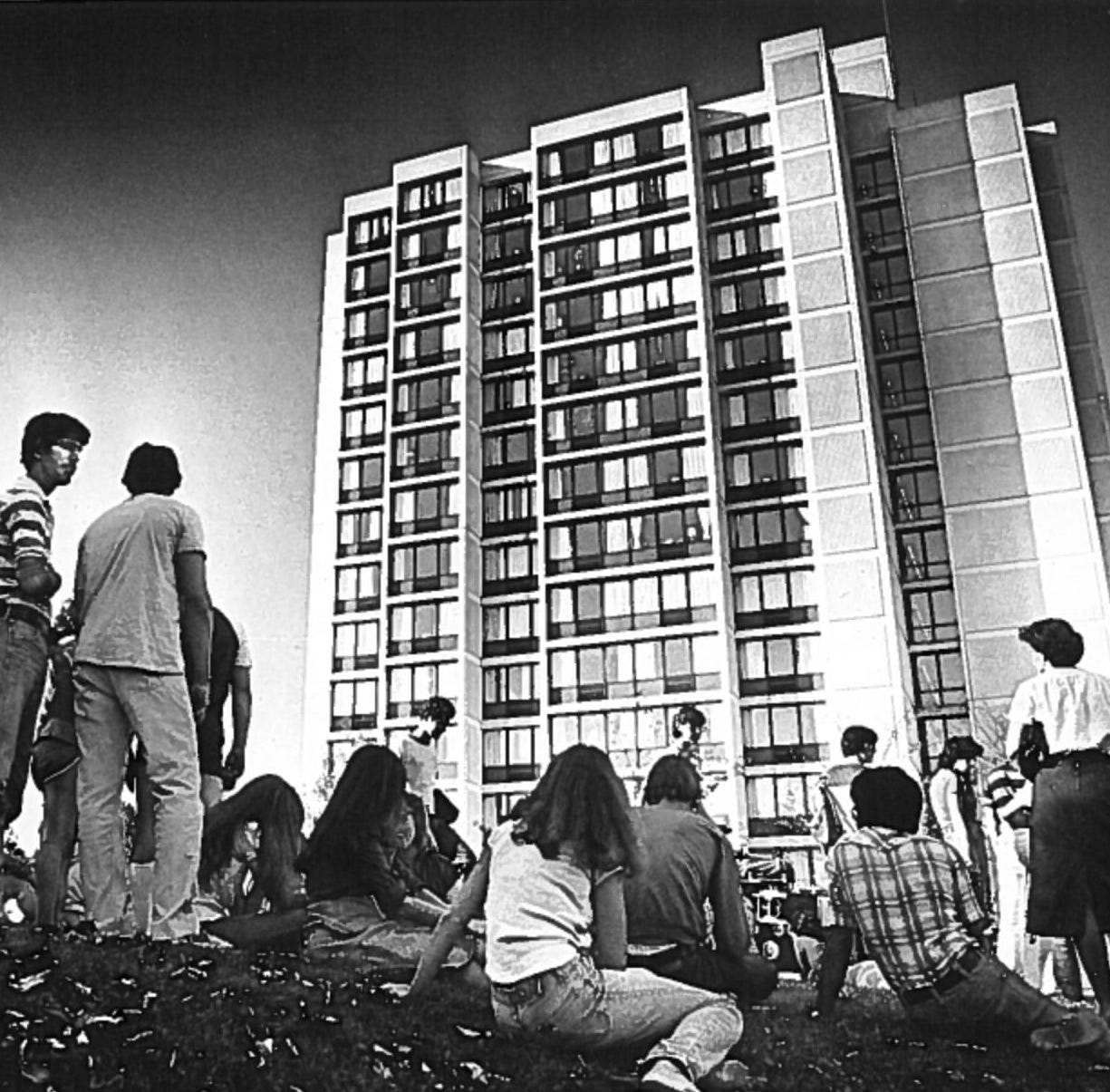 University of Delaware abruptly closing landmark Christiana Towers residence halls