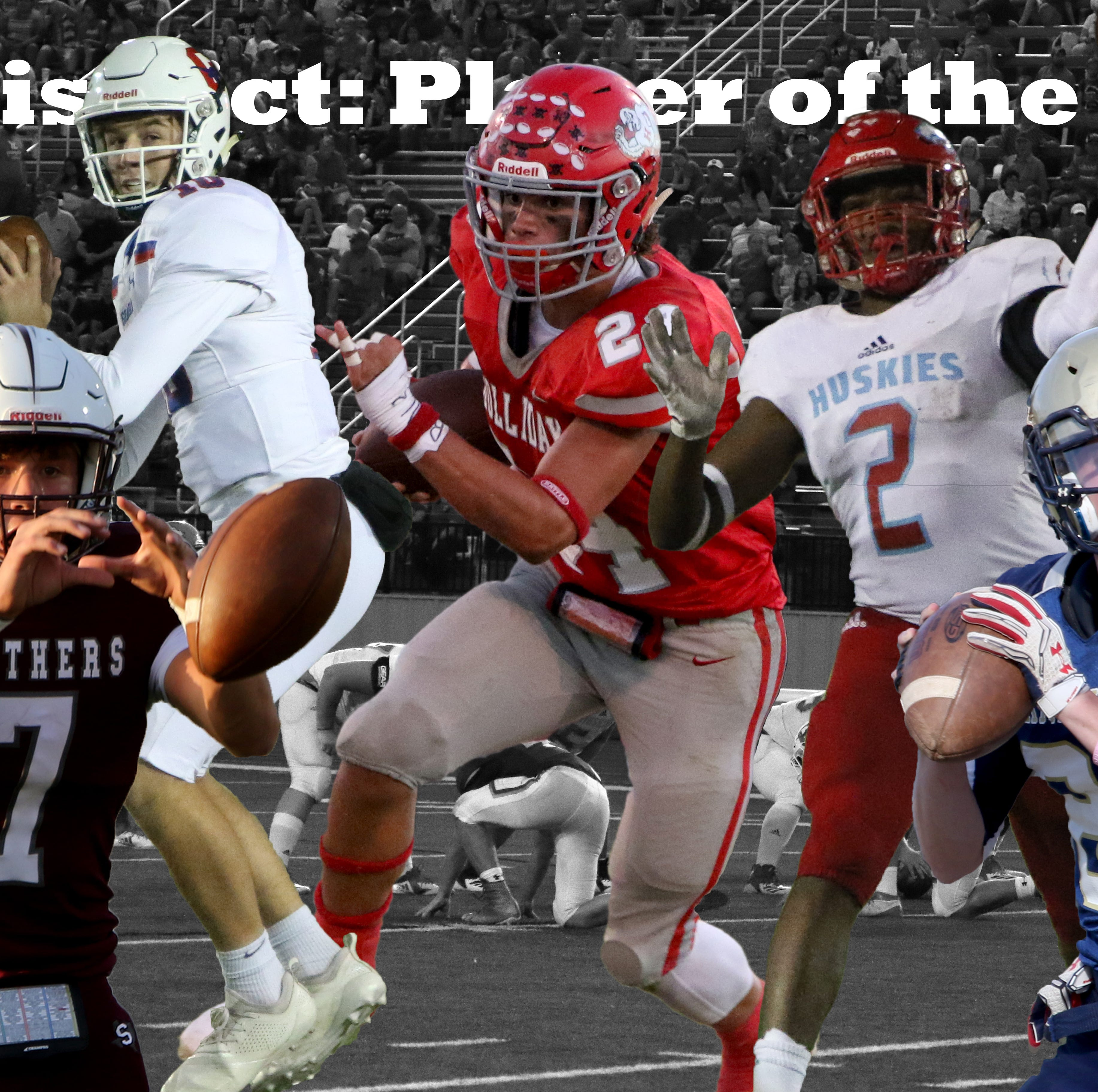 Vote for TRN's Bi-District Player of the Week