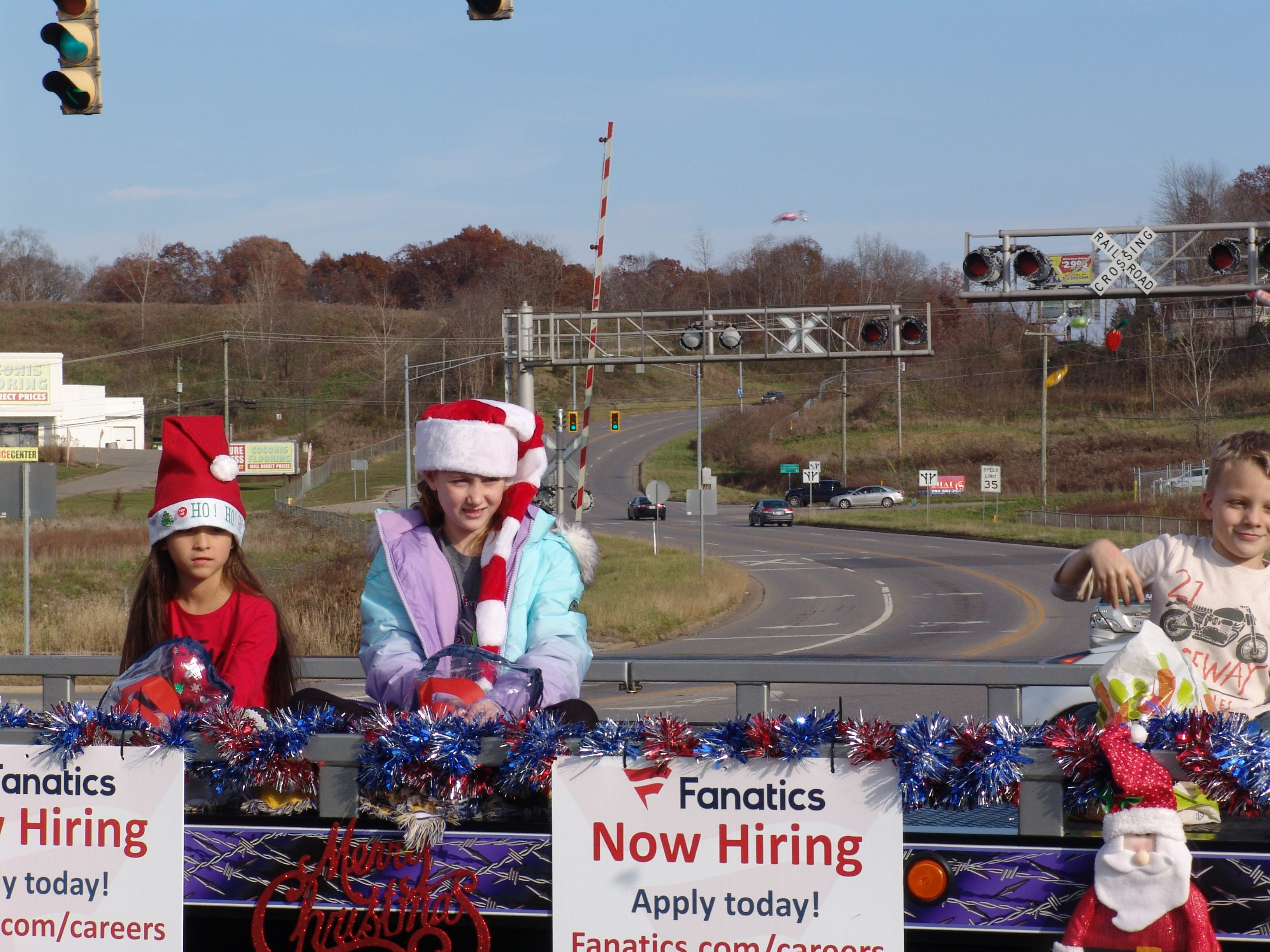 The 2018 Storybook Christmas Parade, sponsored by the Zanesville South Business Association, made its way through South Zanesville on Saturday.