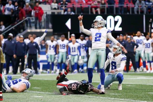 Nfl Dallas Cowboys At Atlanta Falcons