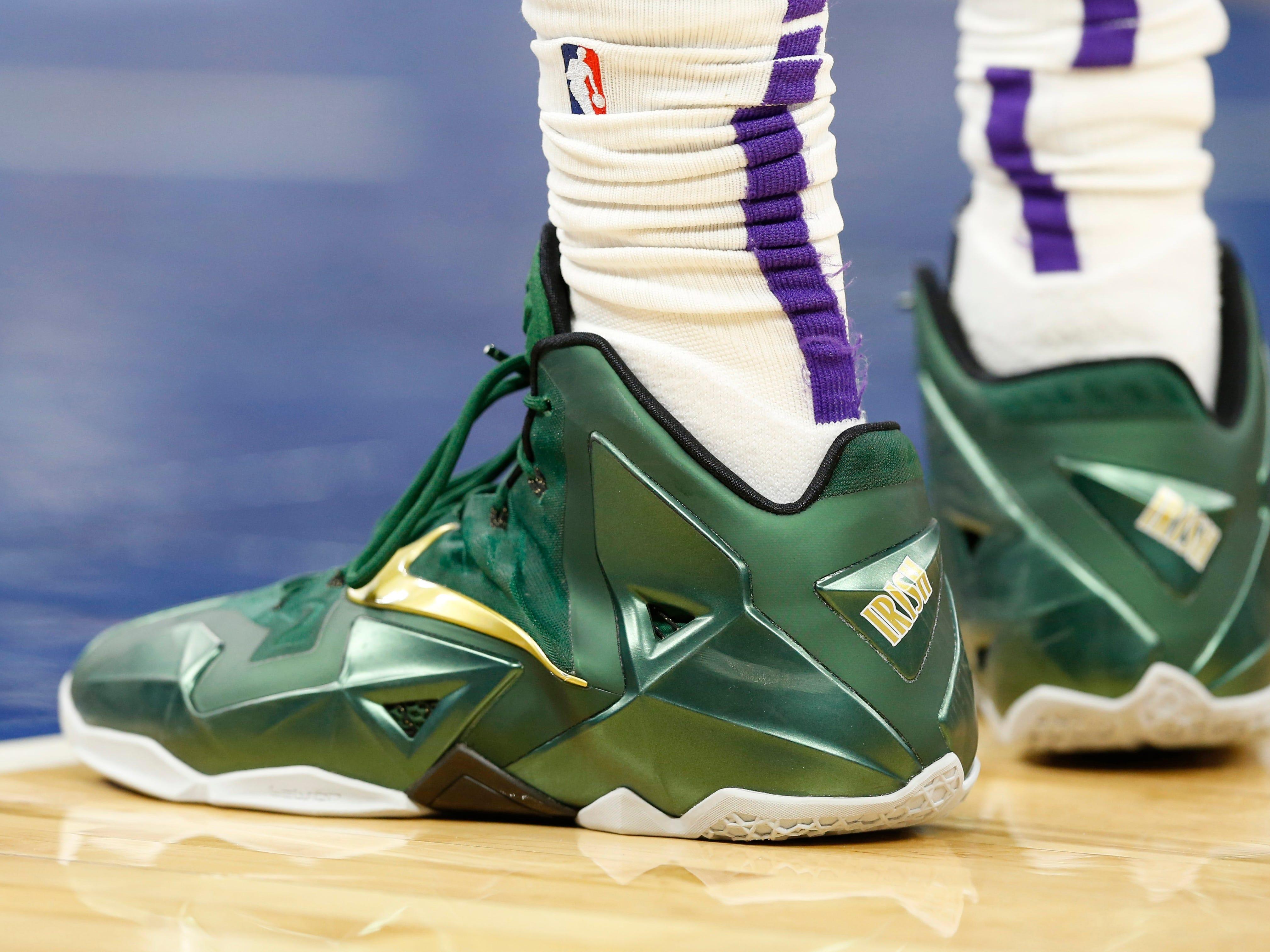 Nov. 17: Kyle Kuzma, Lakers
