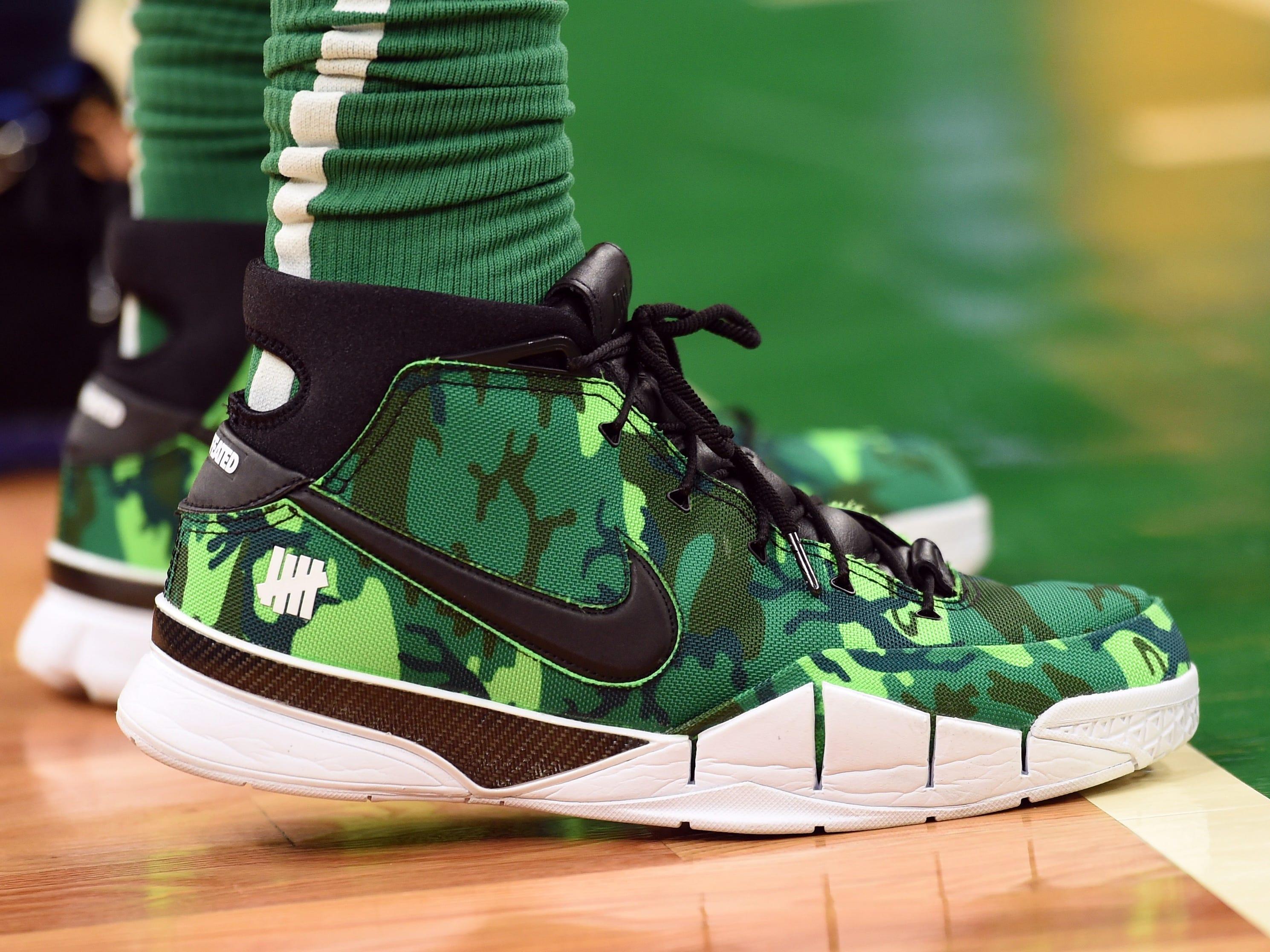 Nov. 17: Marcus Morris, Celtics