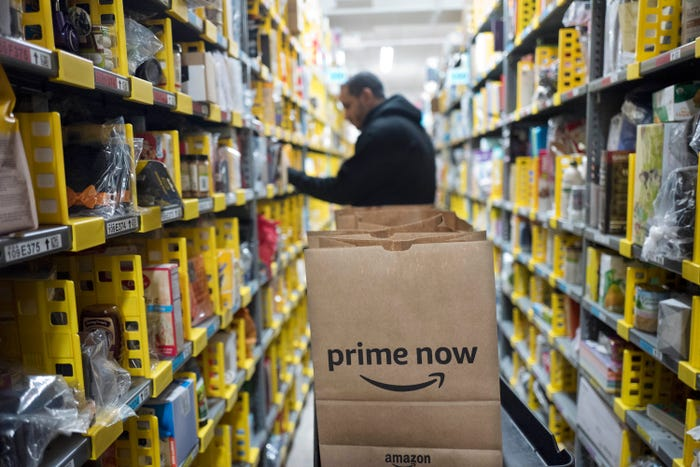 Report: Another Amazon warehouse worker dies from COVID-19 bringing total to 8