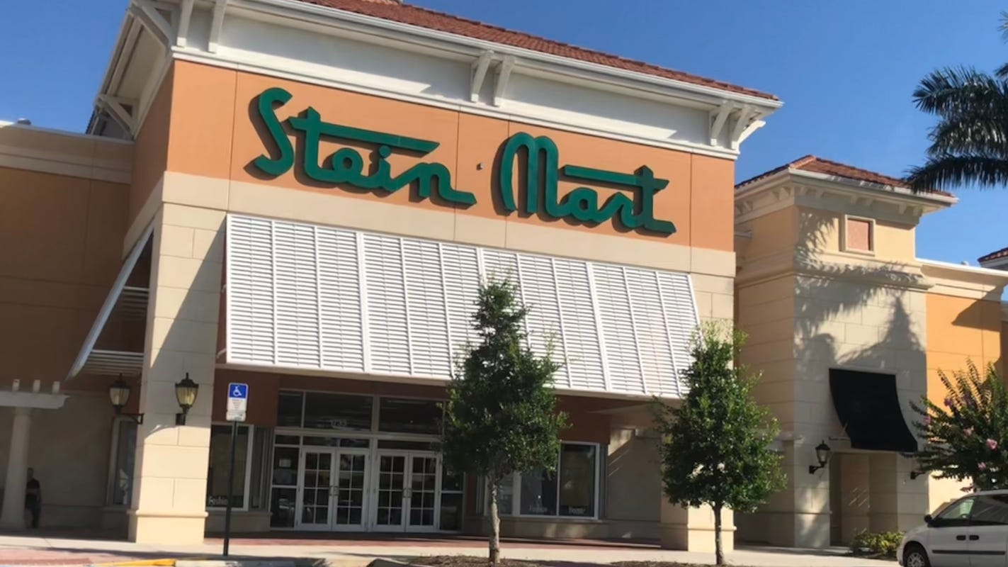 Stein Mart to close all stores in bankruptcy amid COVID-19 pandemic. Liquidation sales expected to start soon – USA TODAY