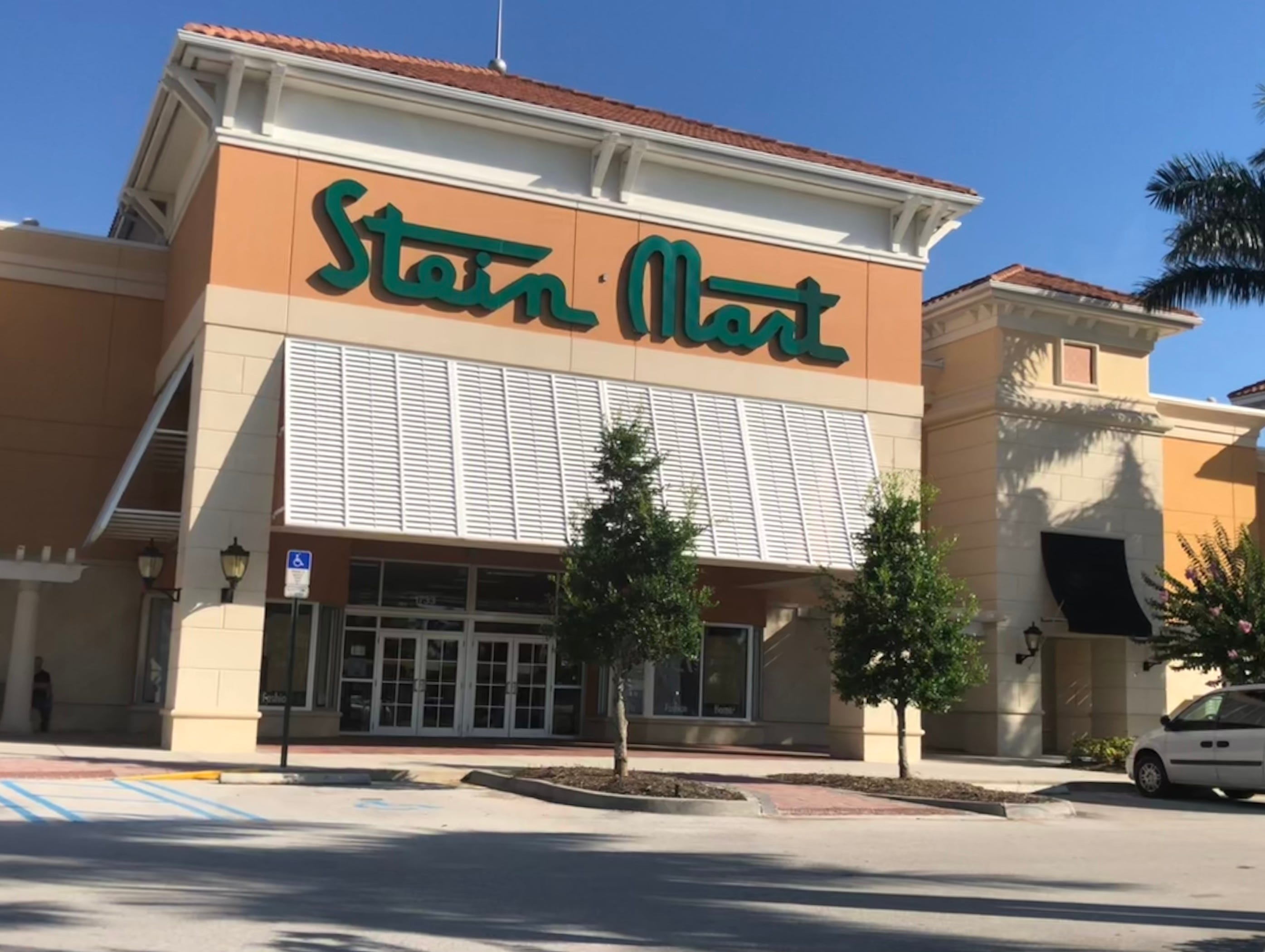 Stein Mart will stay closed Thanksgiving 2018.