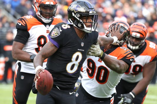 Usp Nfl Cincinnati Bengals At Baltimore Ravens S Fbn Bal Cin Usa Md