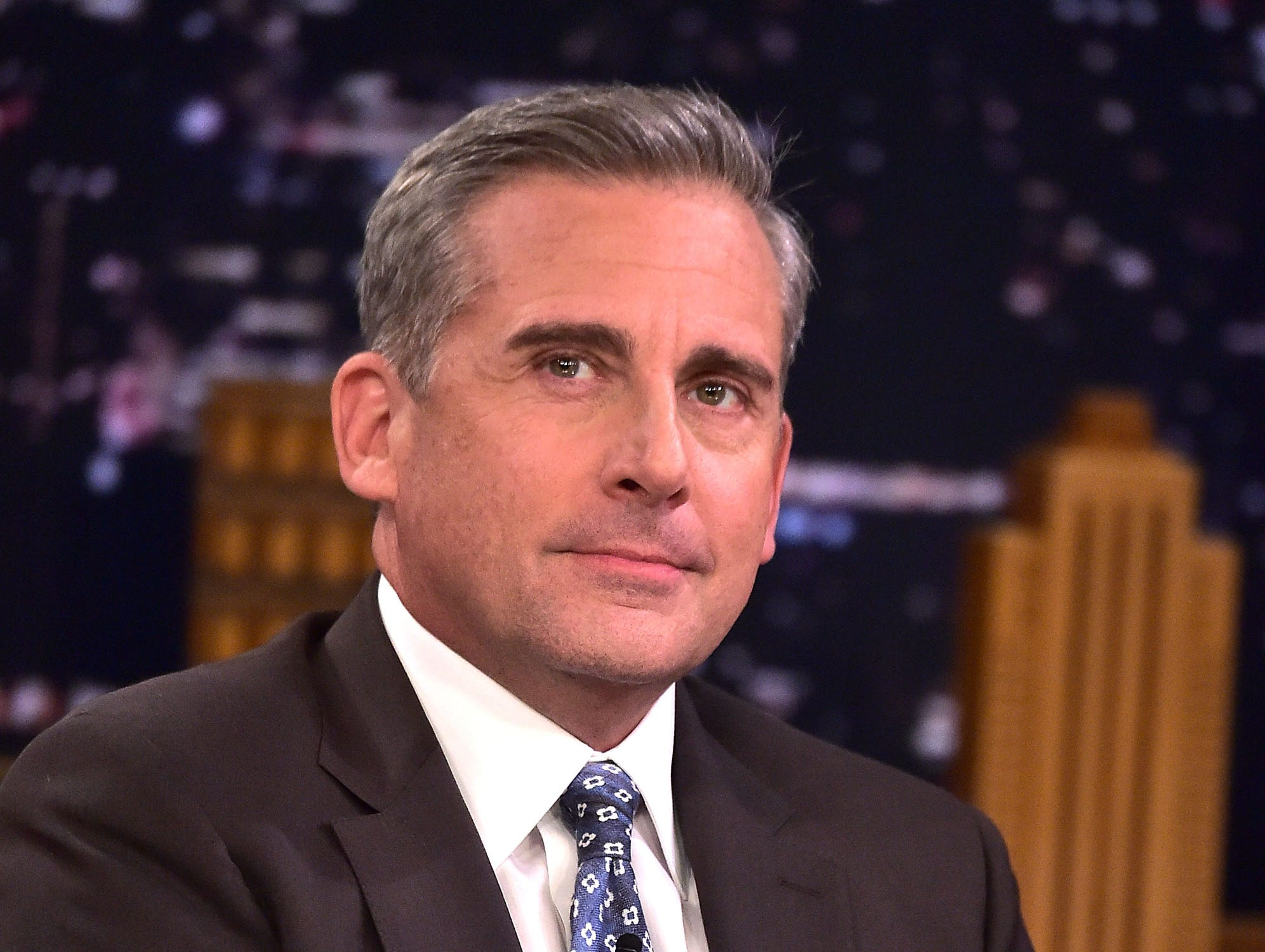 'Saturday Night Live': Steve Carell teases 'The Office' reboot during cast reunion