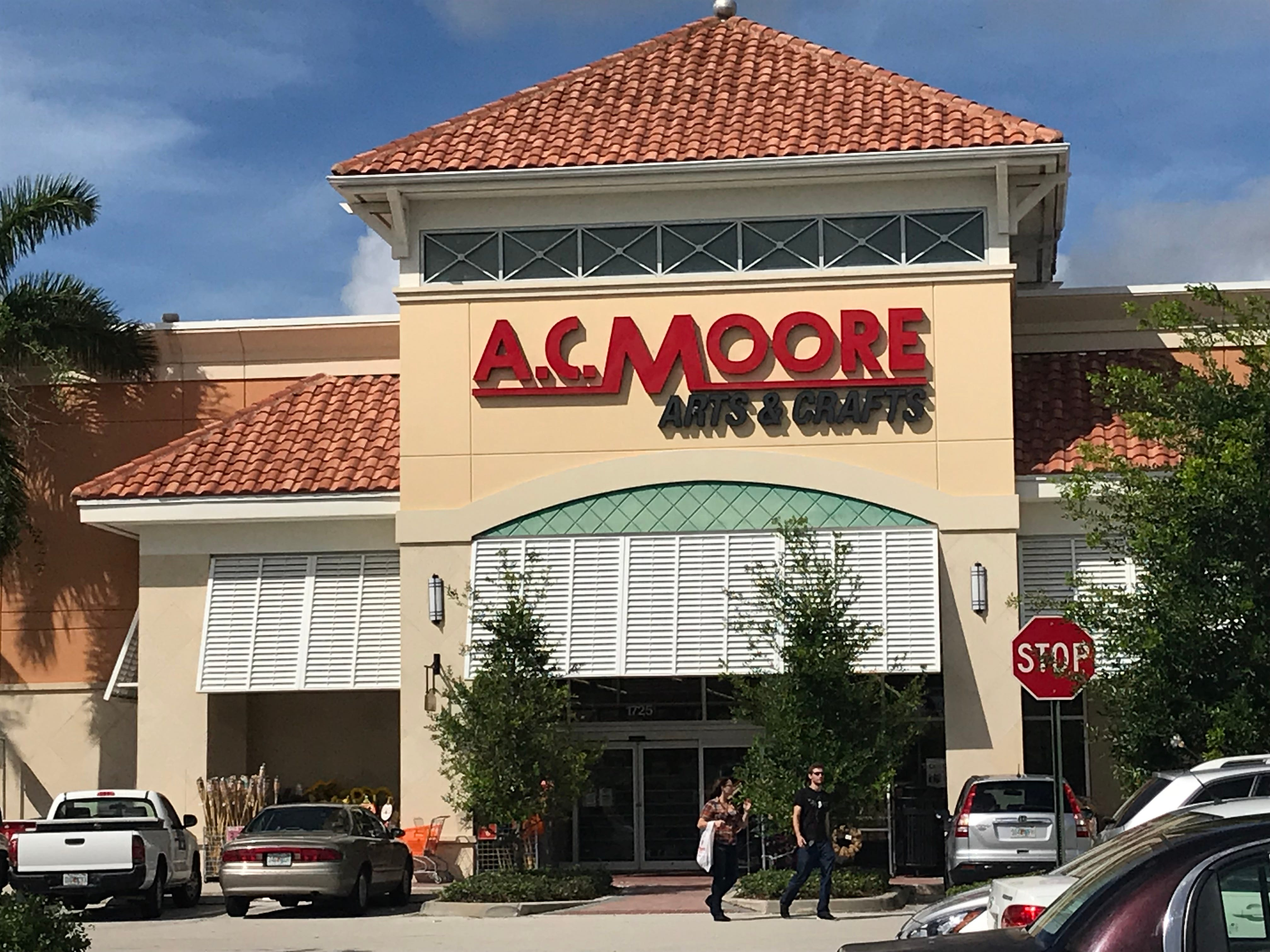 A.C. Moore will be closed on Thanksgiving 2018.