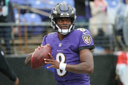 Nfl Denver Broncos At Baltimore Ravens