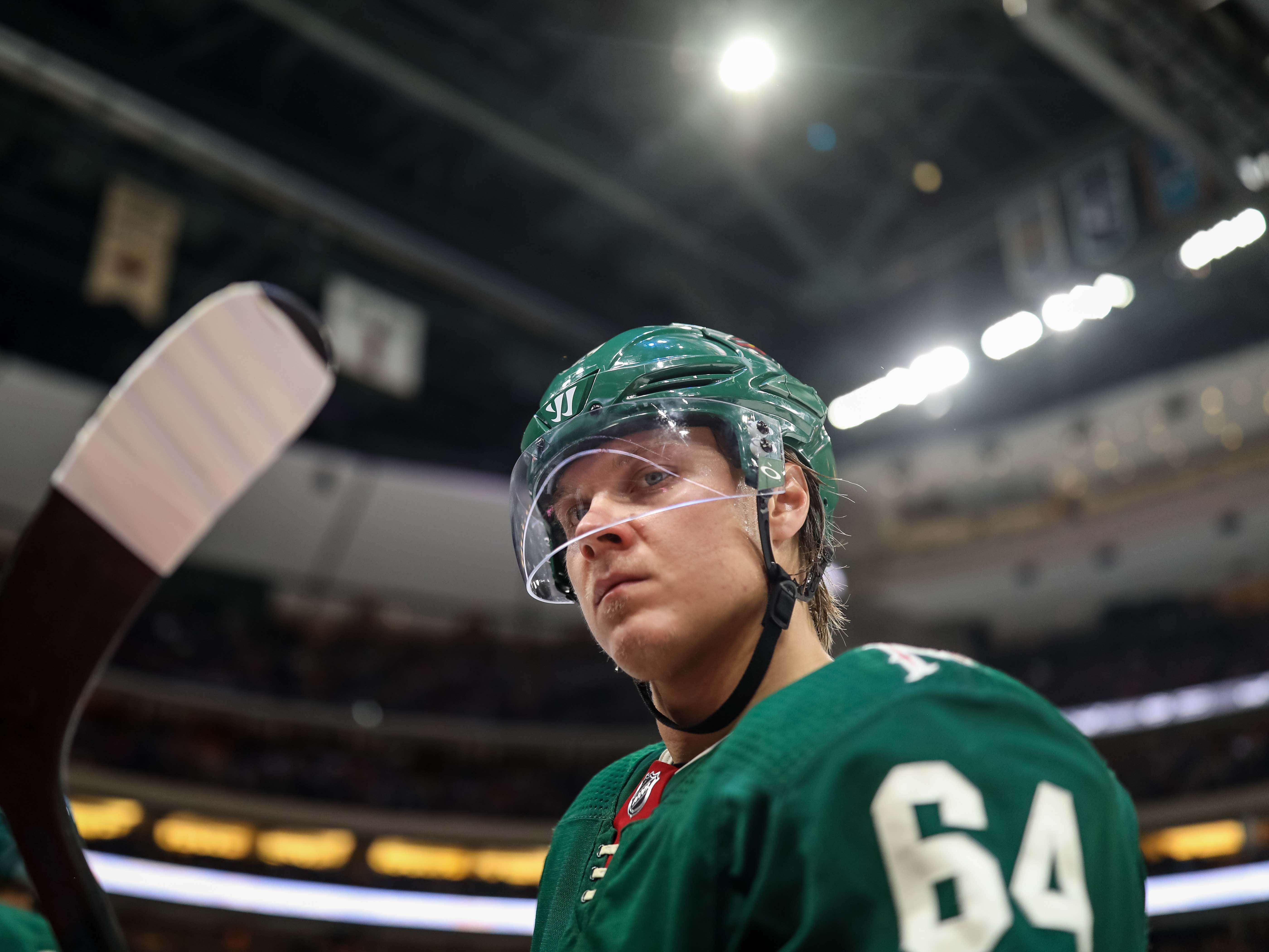 64. Mikael Granlund (2012 to present)