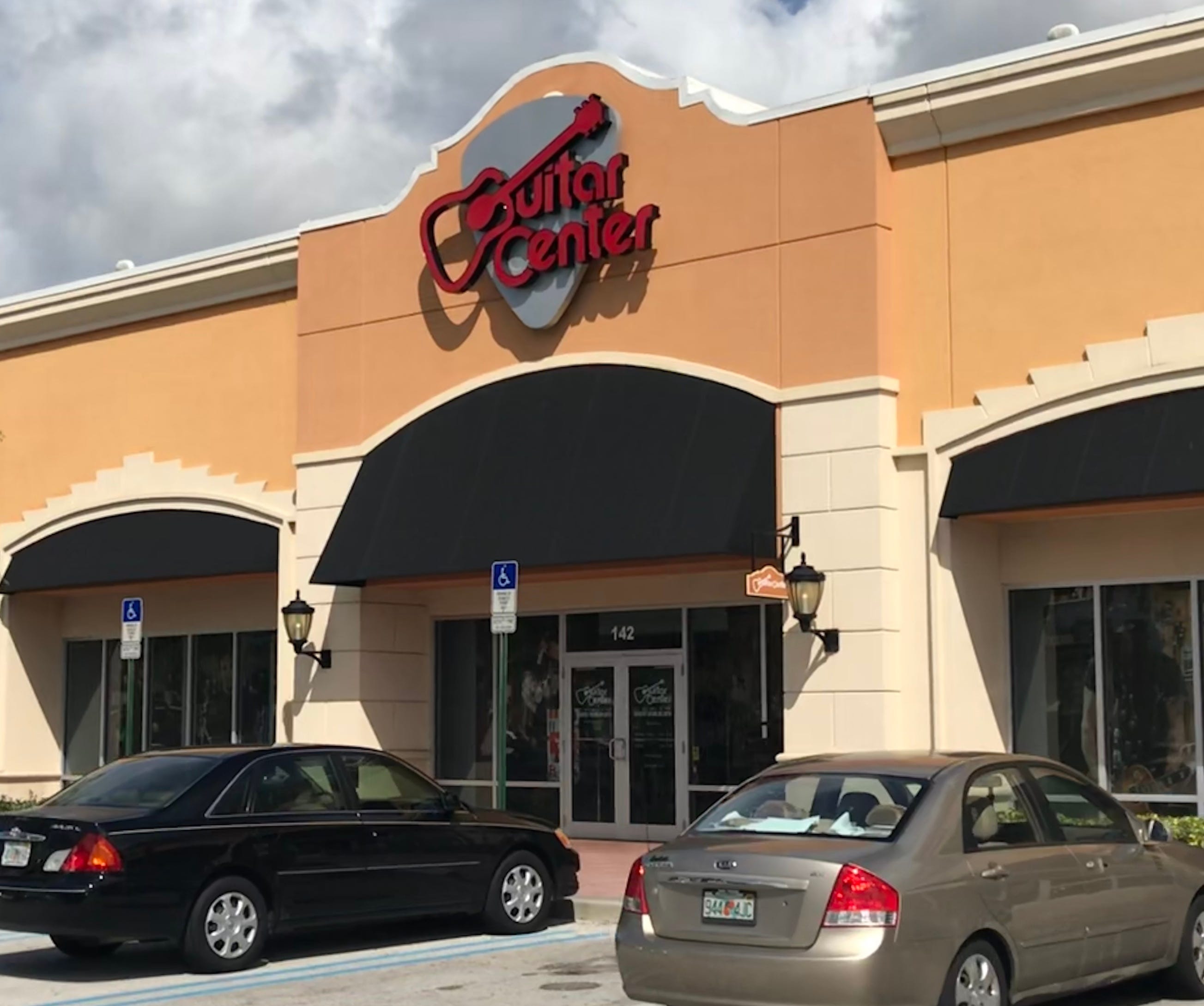 Guitar Center files for Chapter 11 bankruptcy protection, plans to stay open
