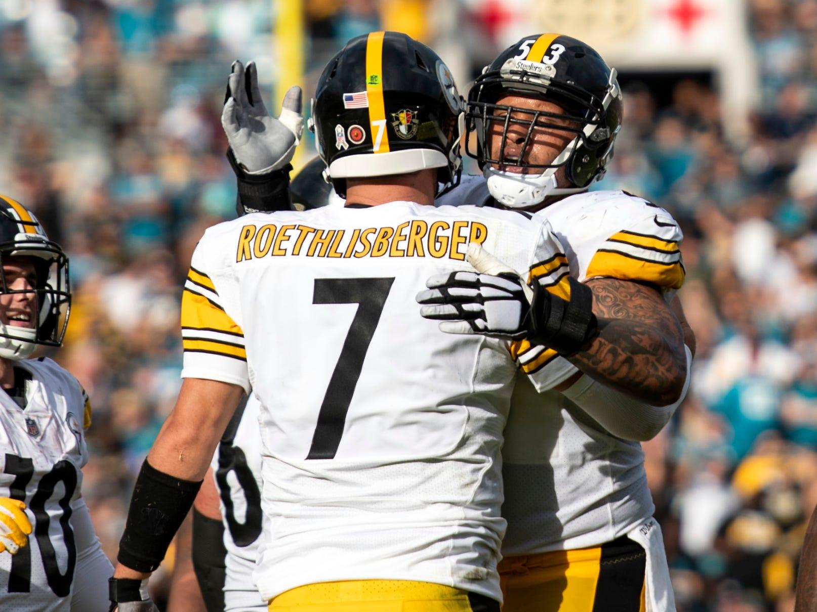 Ben Roethlisberger, Steelers stun Jaguars in last-minute comeback